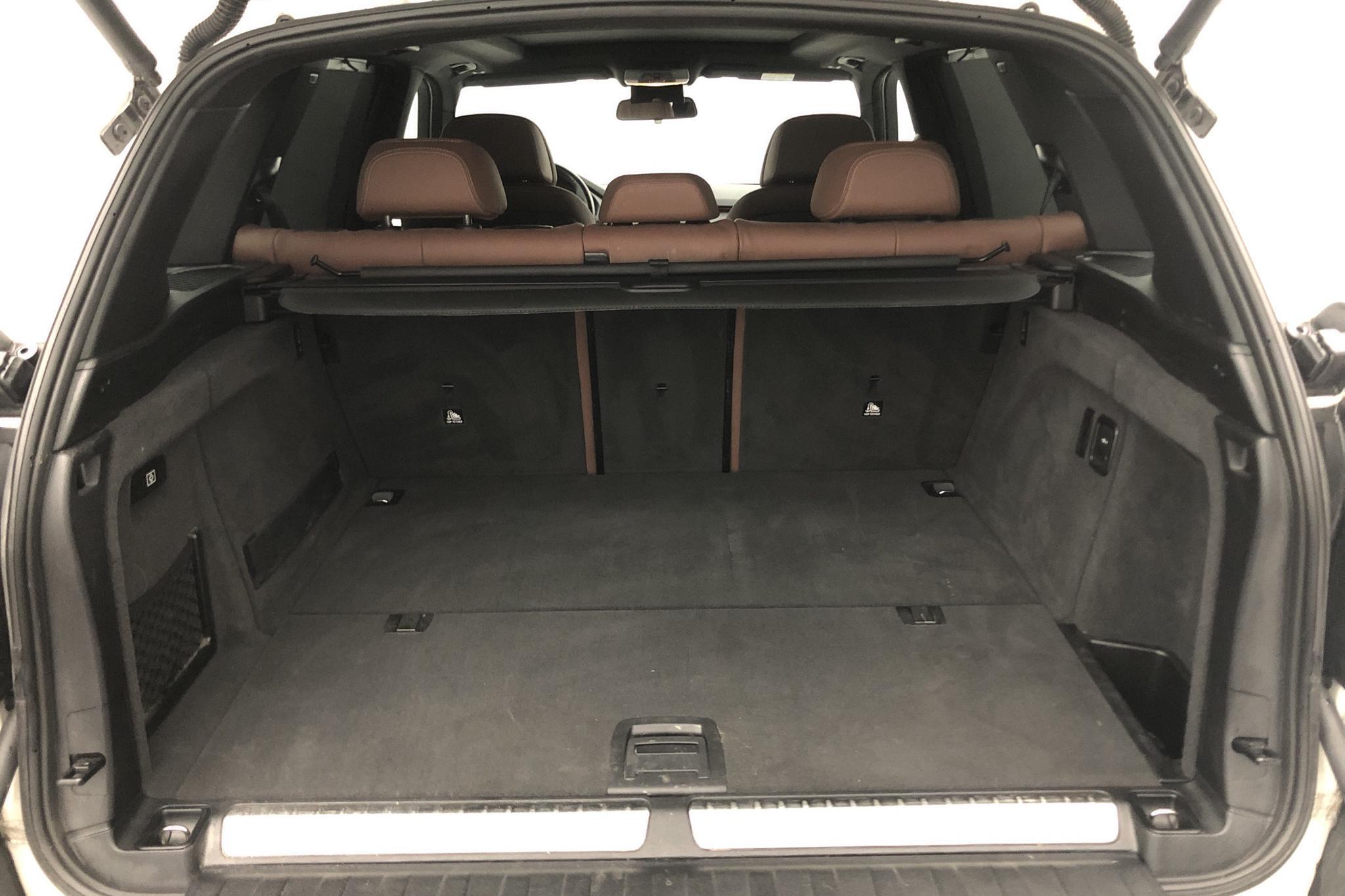 BMW X5 xDrive40e, F15 (245hk) - 3 698 mil - Automat - vit - 2018