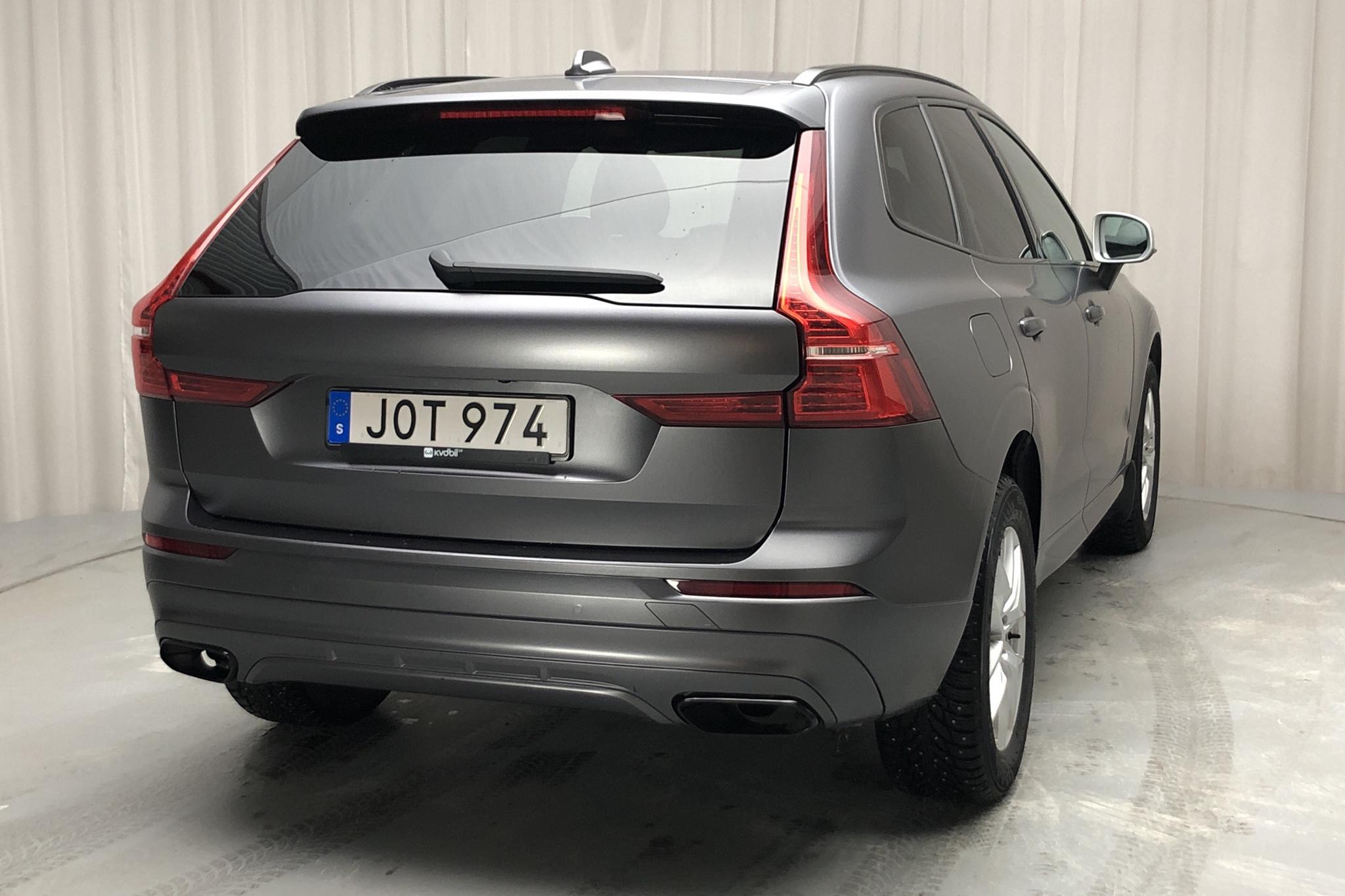 Volvo XC60 T8 AWD Twin Engine (407hk) - 8 291 mil - Automat - svart - 2018