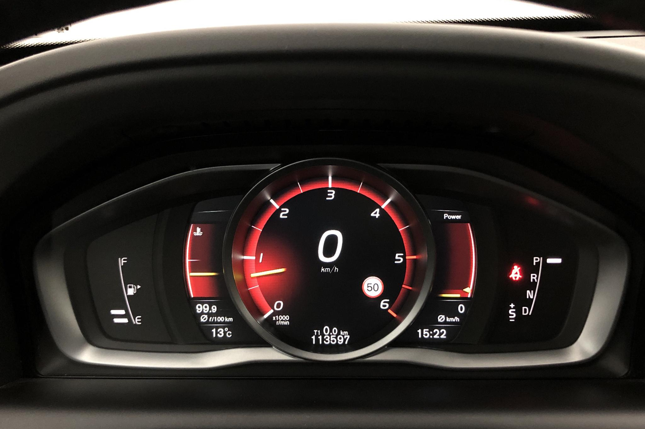 Volvo XC60 D4 AWD (190hk) - 113 590 km - Automatic - silver - 2017