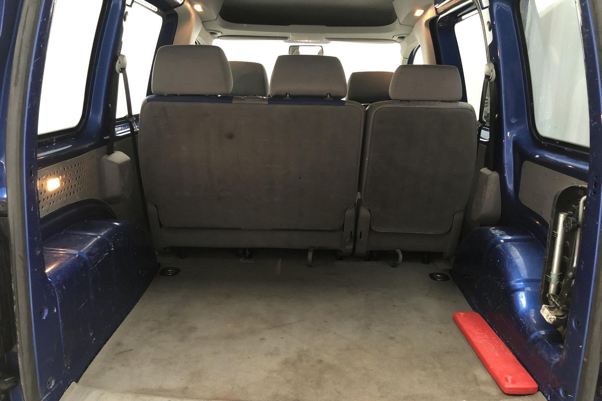 VW Caddy Life 1.4 (75hk) - 301 450 km - Manual - blue - 2004