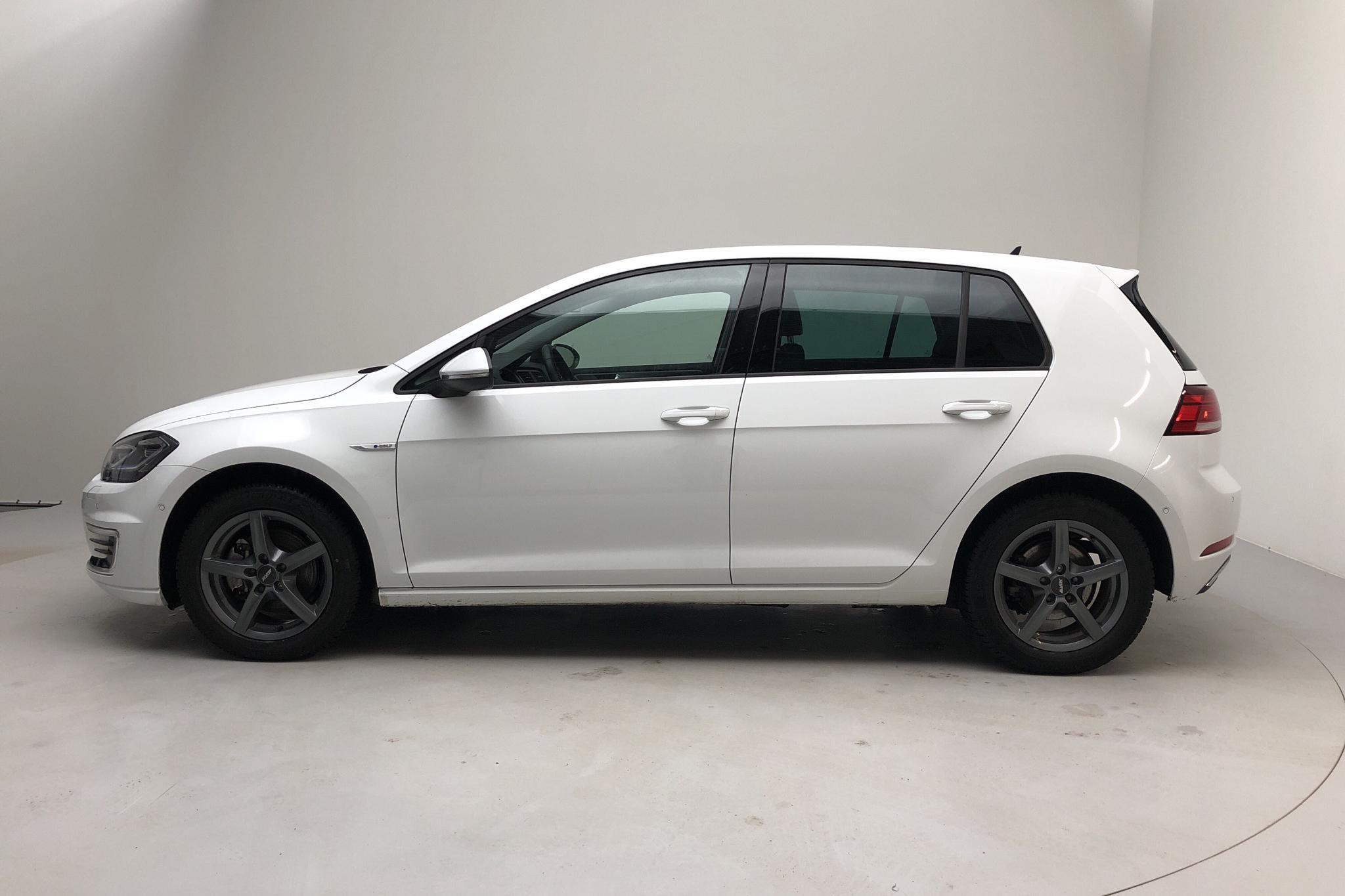 VW e-Golf VII 5dr (136hk) - 27 640 km - Automatic - white - 2019