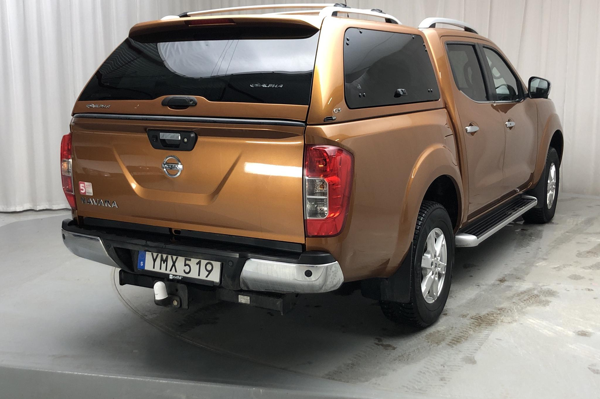 Nissan Navara 2.3 dCi 4x4 (190hk) - 73 920 km - Automatic - orange - 2018