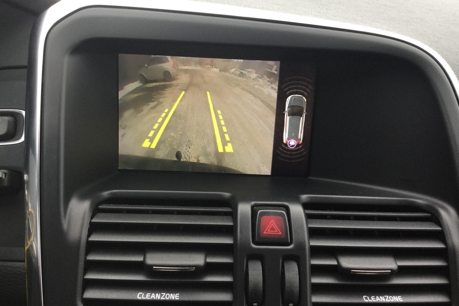 Volvo XC60 T5 2WD (245hk) - 68 790 km - Automatic - gray - 2017
