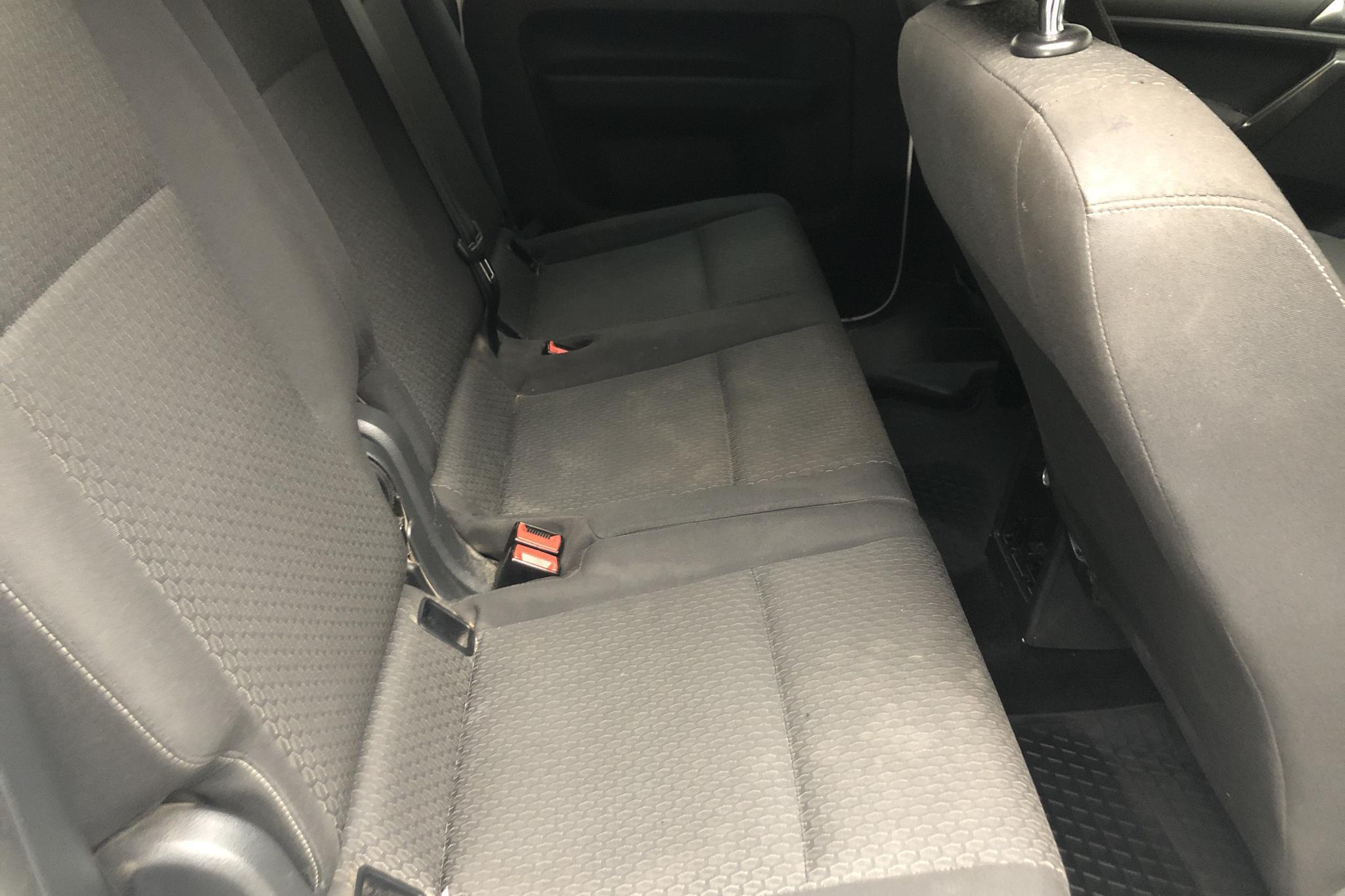 VW Caddy MPV Maxi 1.4 TGI (110hk) - 70 540 km - Manual - white - 2017