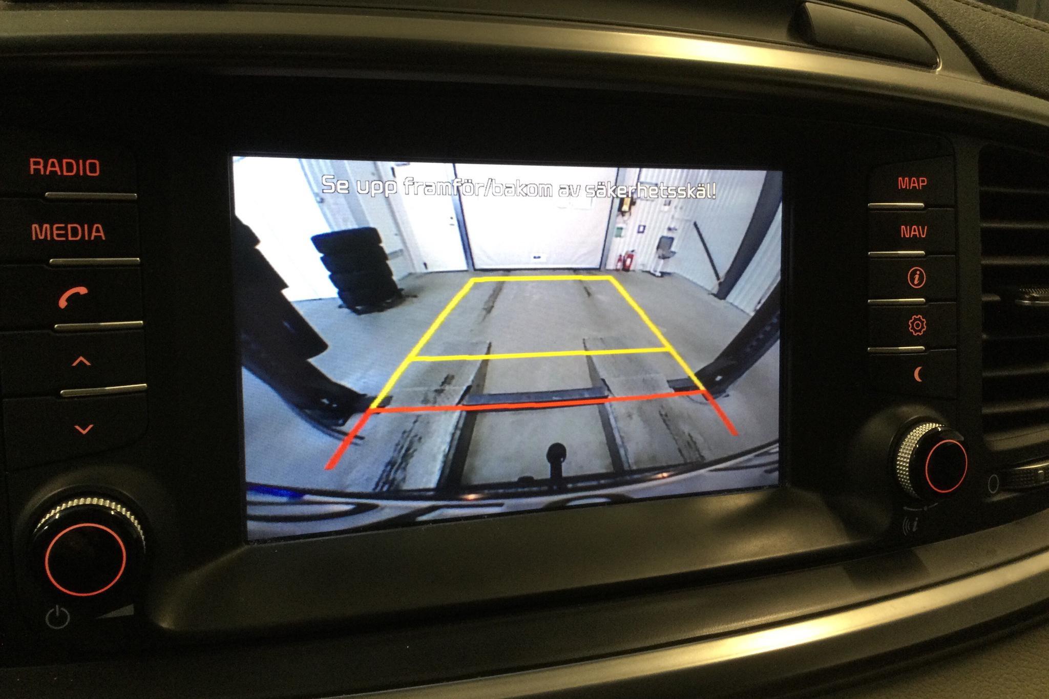 KIA Sorento 2.2 CRDi (200hk) - 11 759 mil - Automat - grå - 2016
