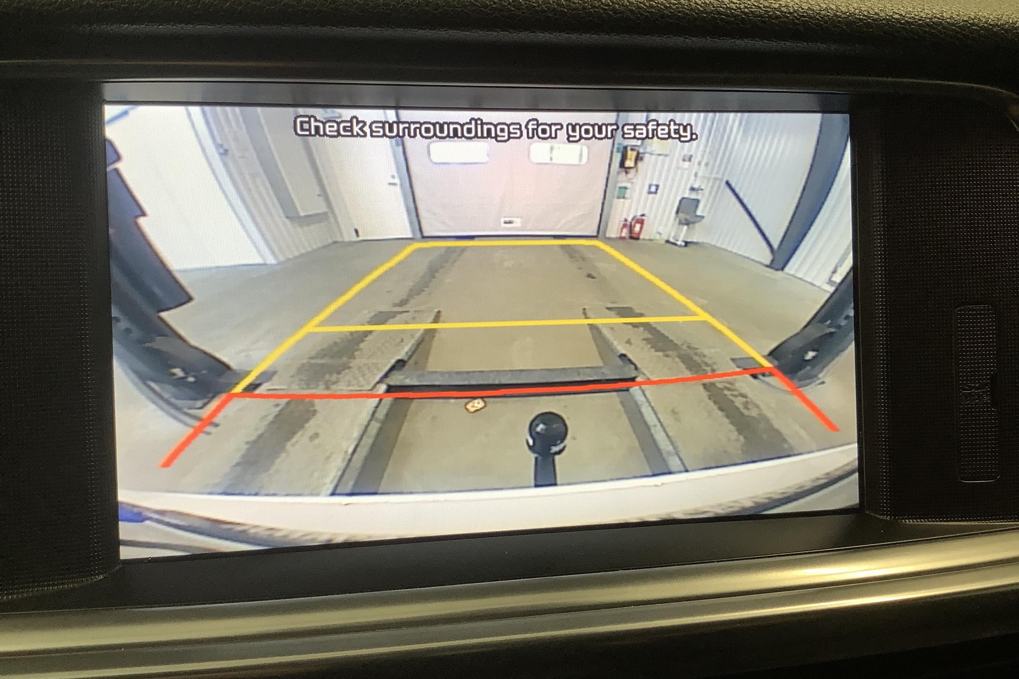 KIA Optima 1.7 CRDi SW (141hk) - 86 890 km - Automatic - white - 2017