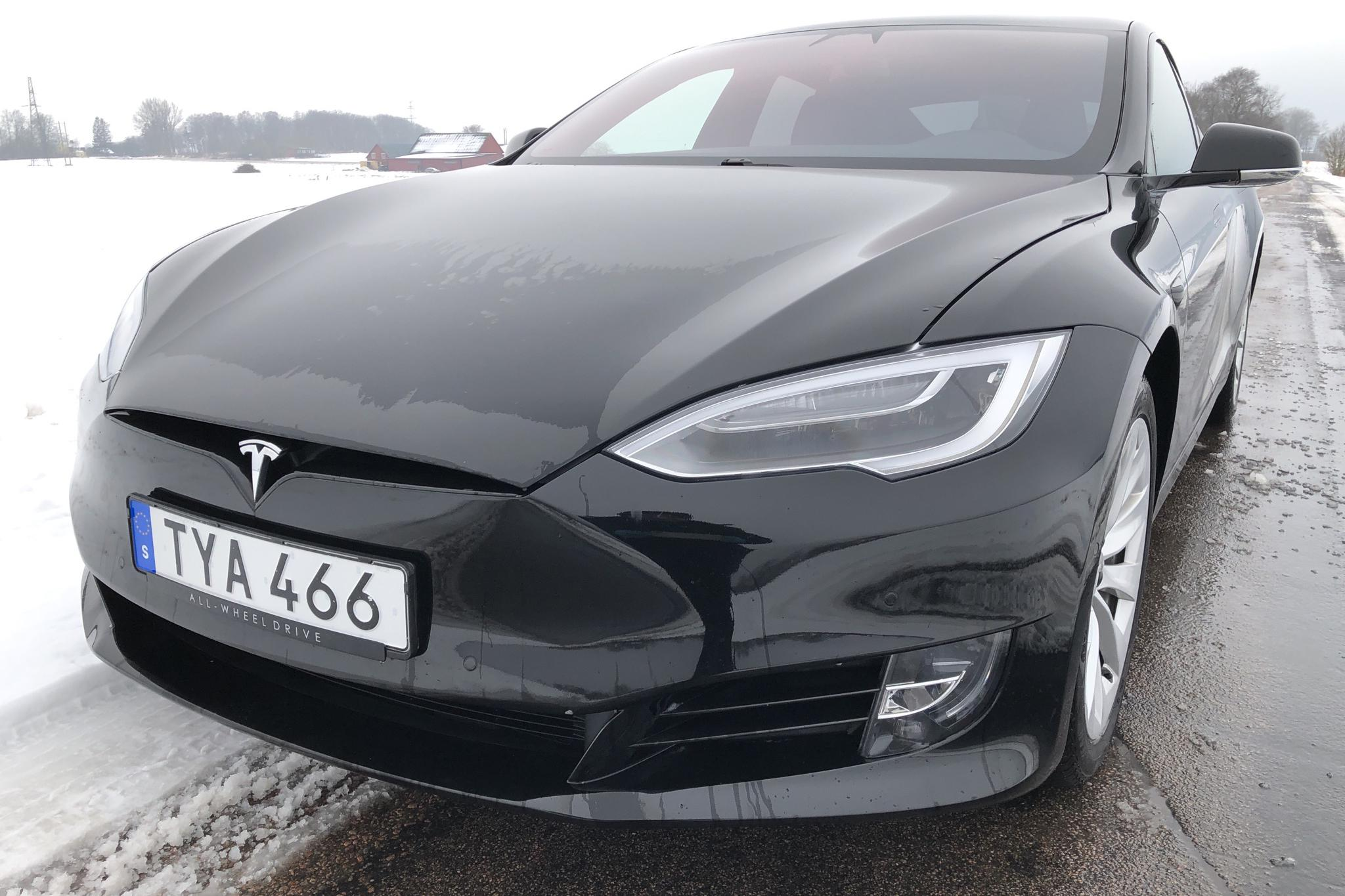 Tesla Model S 75D (525hk) - 59 310 km - Automatic - black - 2018