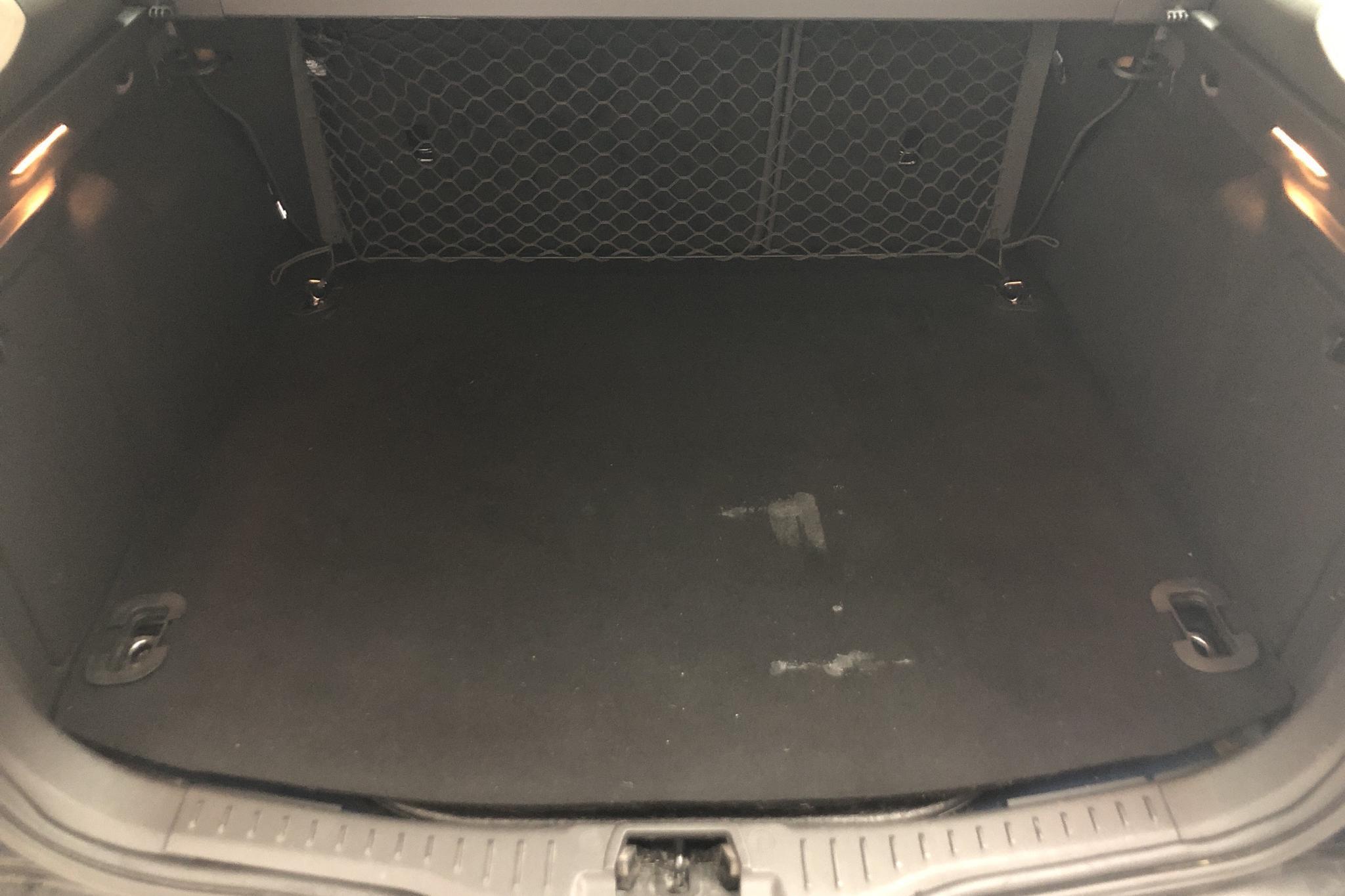 Ford Focus 1.6 TDCi Kombi (115hk) - 7 571 mil - Manuell - blå - 2012