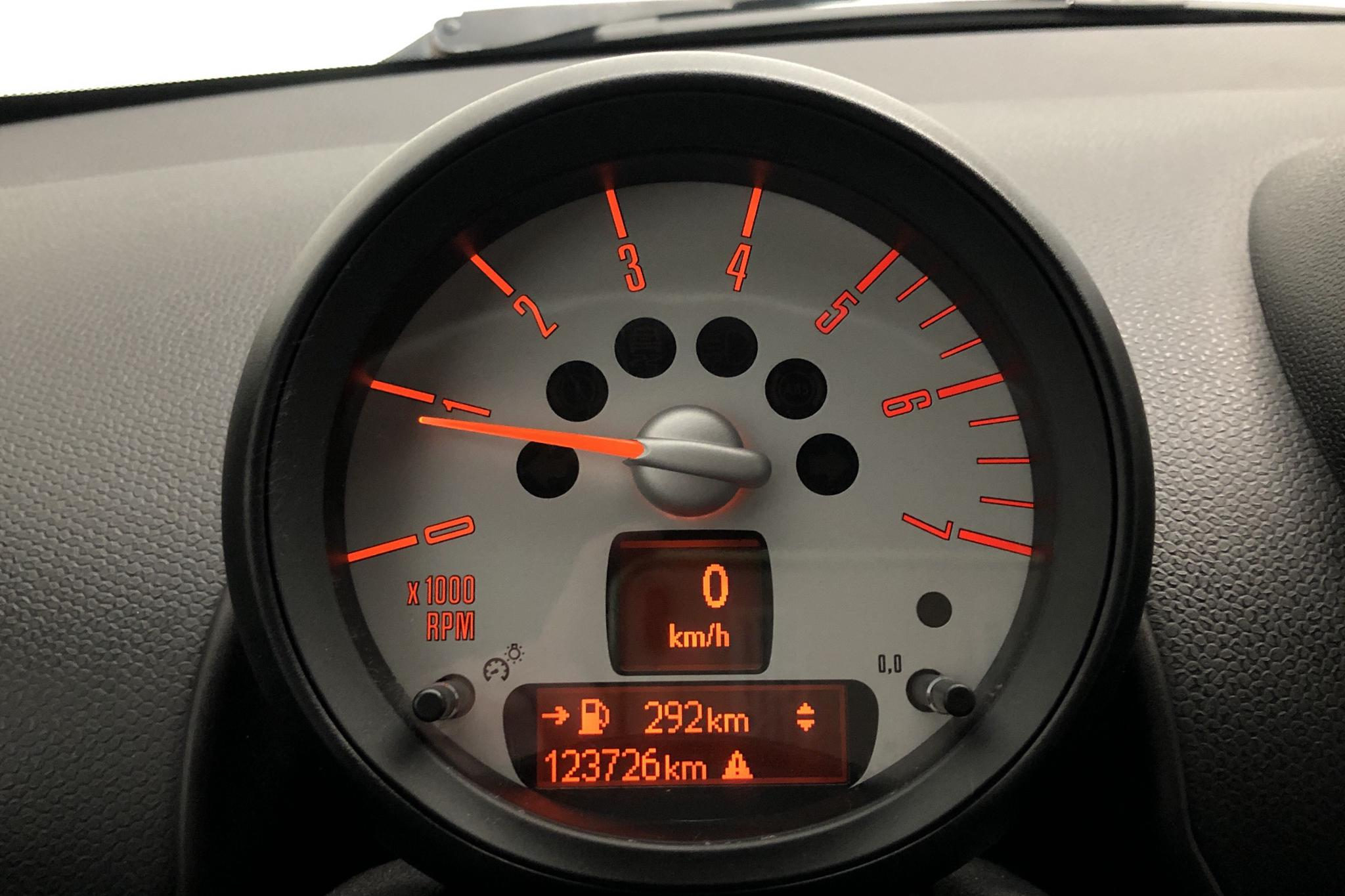 MINI Cooper SD Countryman (143hk) - 123 720 km - Manual - white - 2012