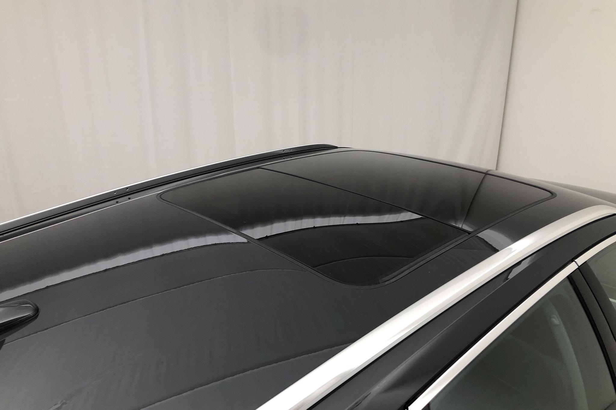Audi A4 2.0 TDI Avant (190hk) - 3 396 mil - Manuell - grå - 2017