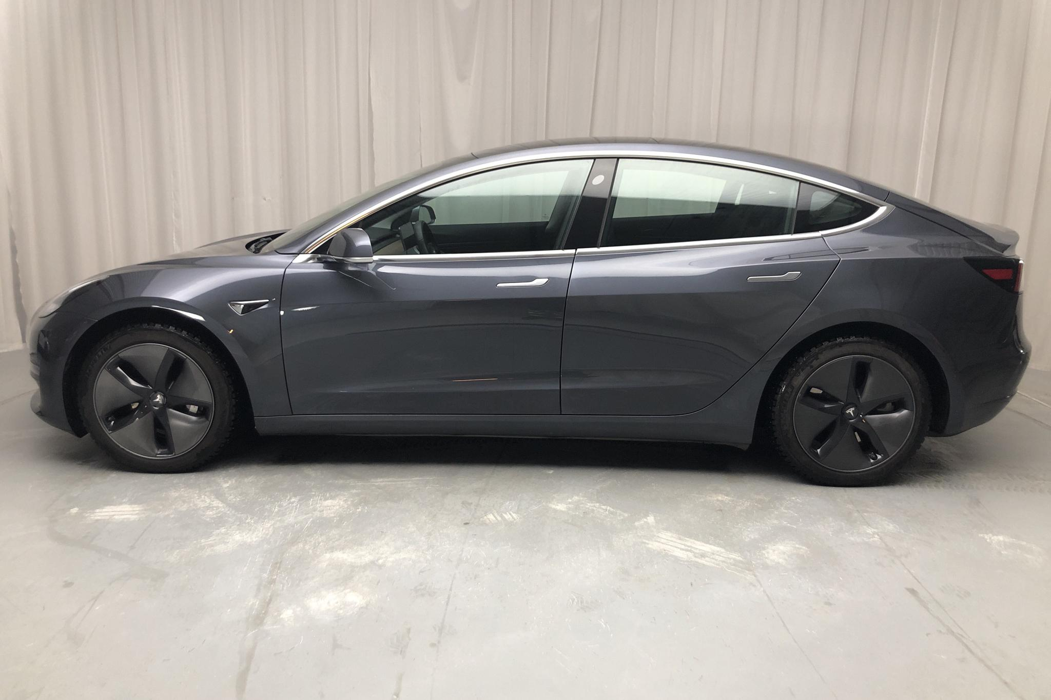 Tesla Model 3 Long Range AWD - 39 950 km - Automatic - gray - 2019
