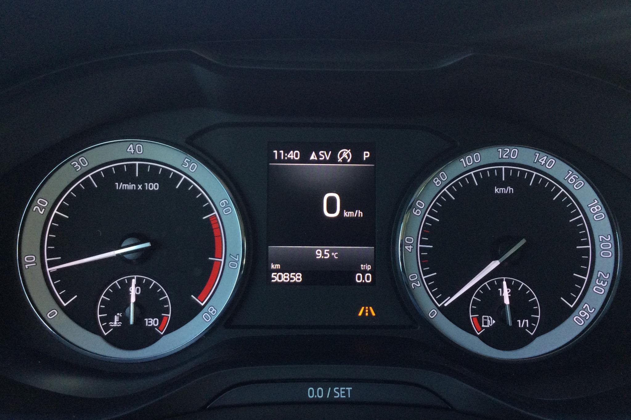 Skoda Kodiaq 2.0 TSI 4X4 (180hk) - 50 850 km - Automatic - white - 2018