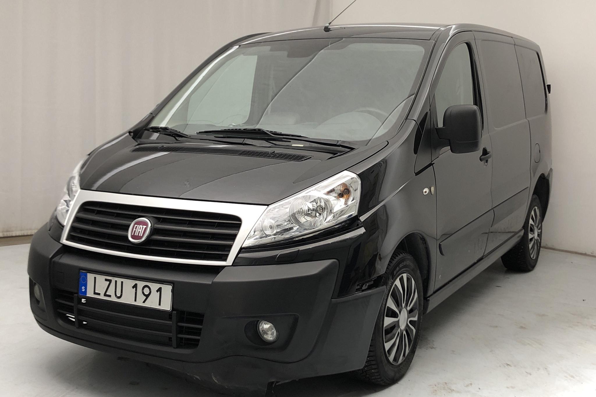 Fiat Scudo 2.0 MJT (130hk)