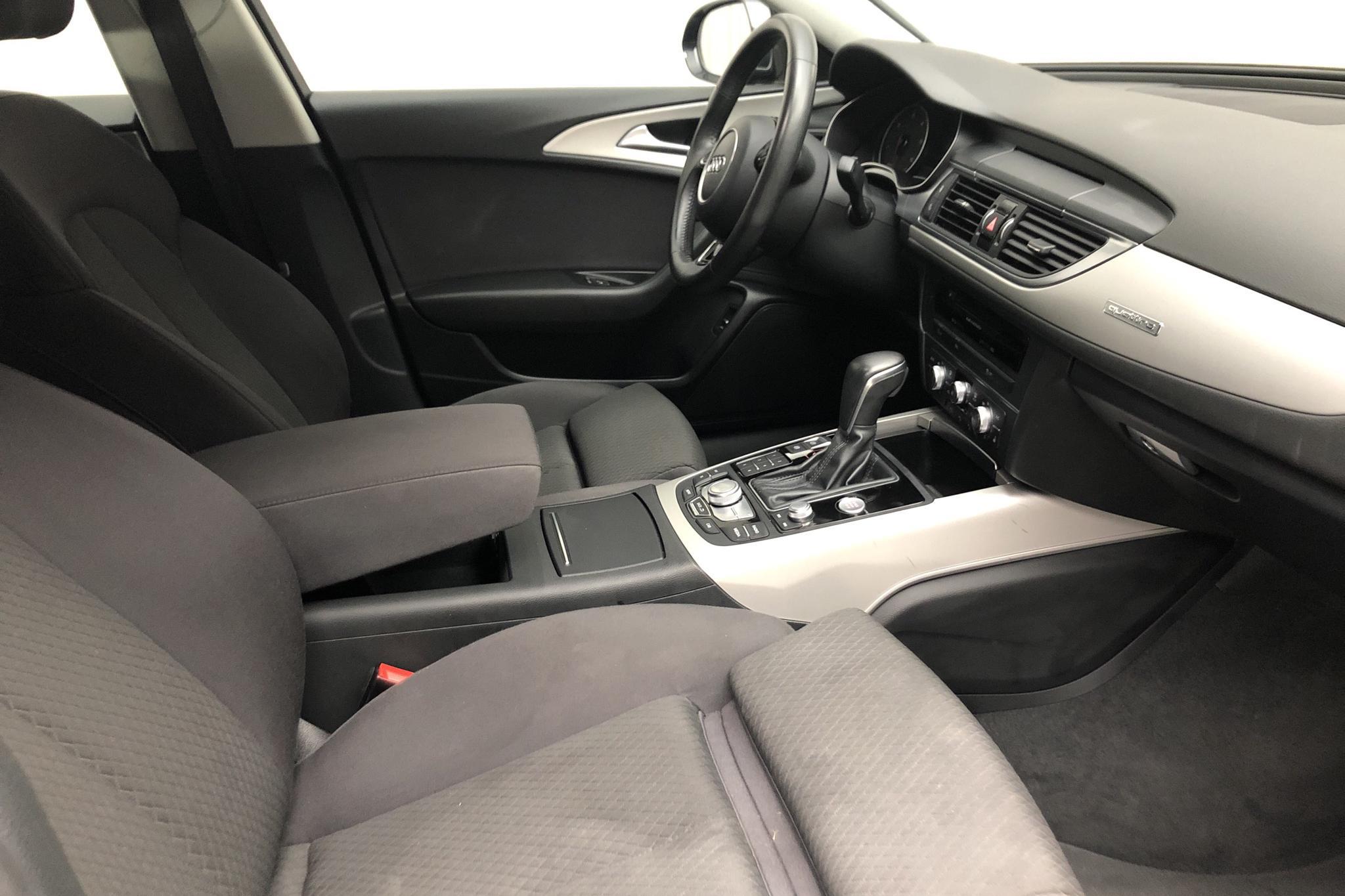 Audi A6 2.0 TDI Avant quattro (190hk) - 12 176 mil - Automat - svart - 2017