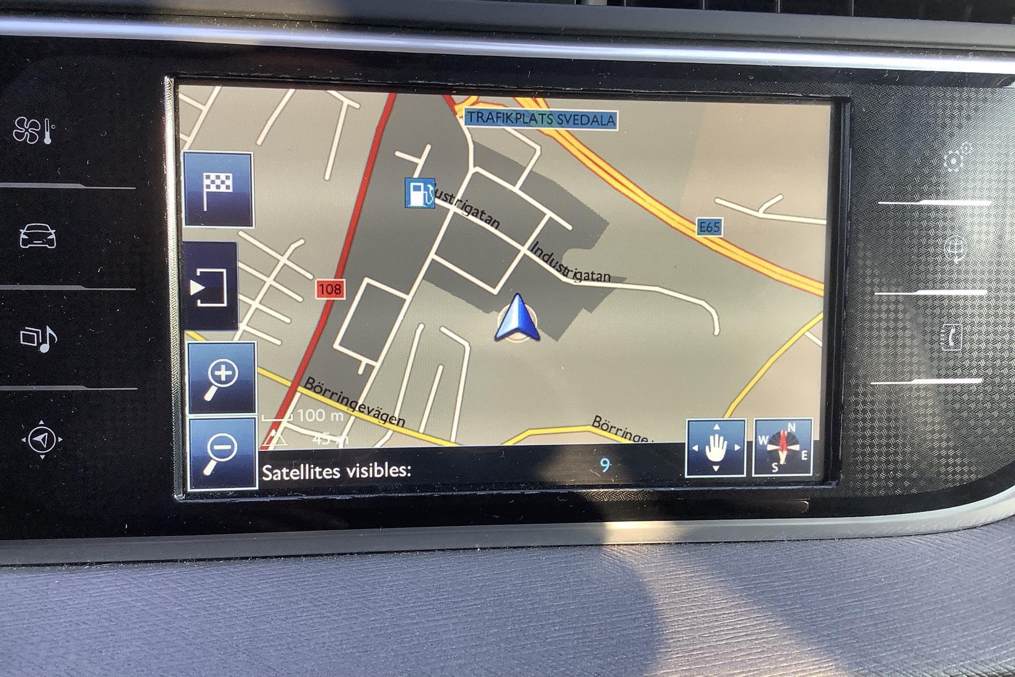 Citroen C4 Grand Picasso BlueHDi (150hk) - 15 023 mil - Automat - svart - 2015