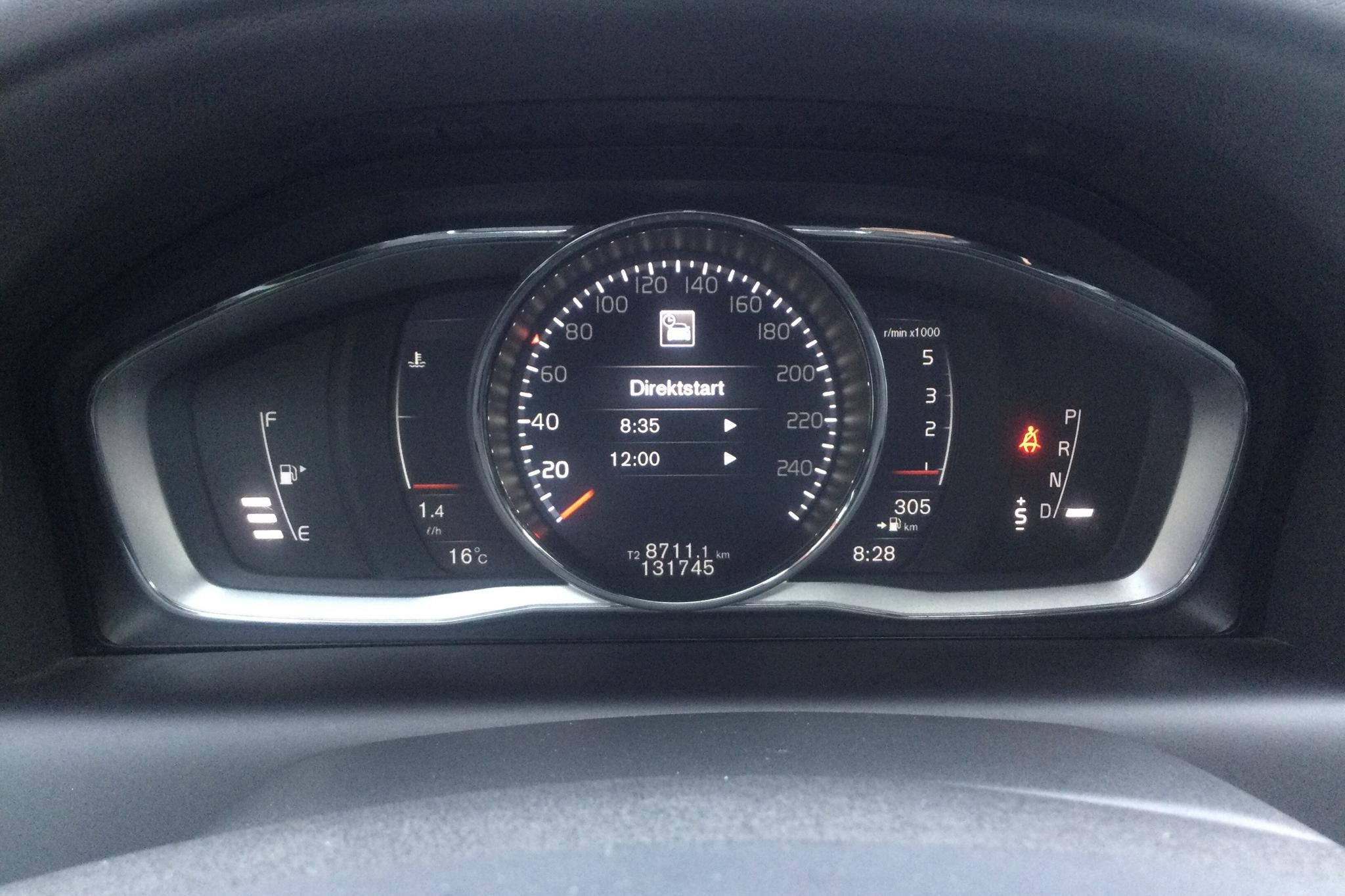 Volvo XC60 D4 AWD (190hk) - 13 174 mil - Automat - grå - 2017