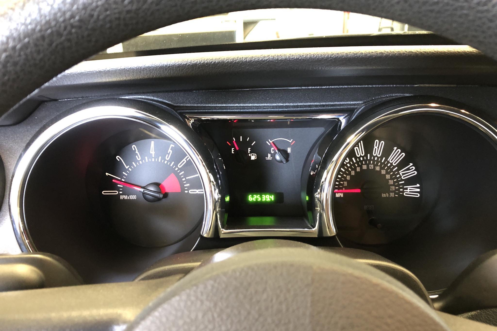 Ford Mustang GT 4.6 V8 Coupé (300hk) - 10 065 mil - Automat - svart - 2005