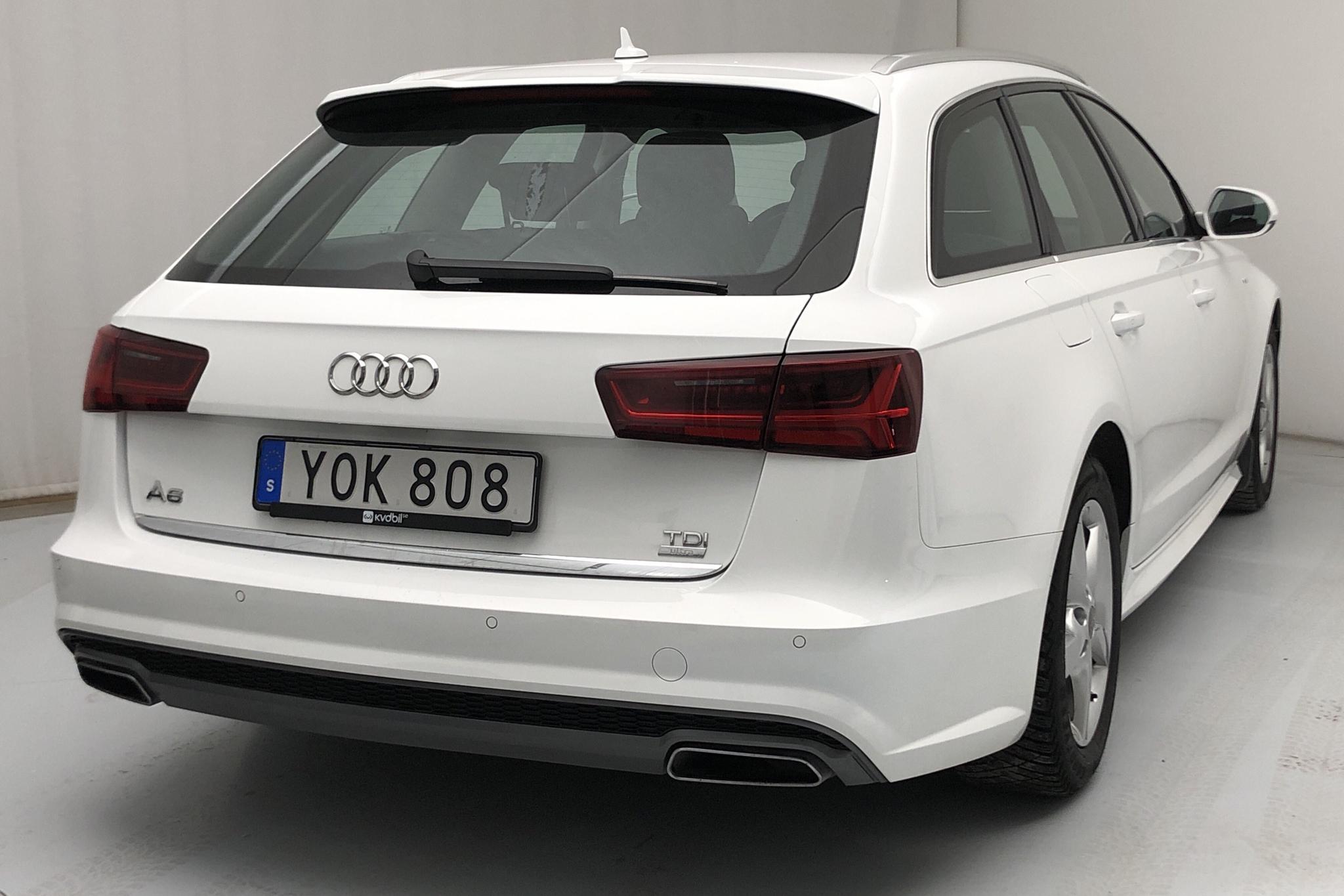 Audi A6 2.0 TDI Avant (190hk) - 4 467 mil - Manuell - vit - 2018