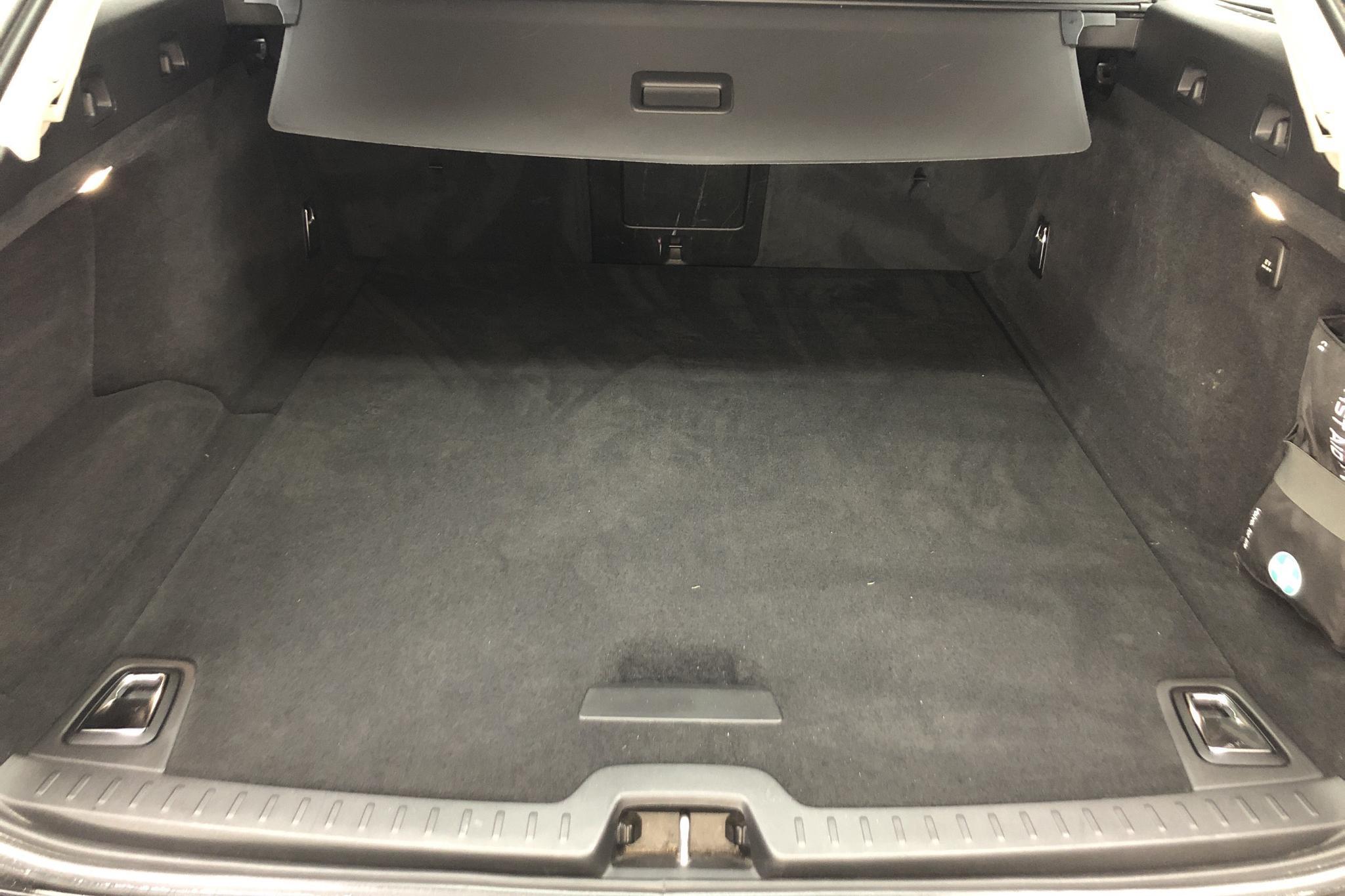 Volvo V90 D3 (150hk) - 7 015 mil - Automat - svart - 2018
