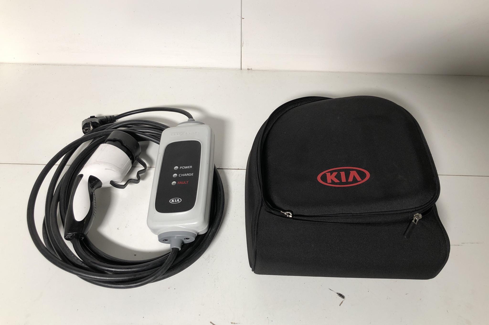 KIA Optima 2.0 GDi Plug-in Hybrid SW (205hk) - 5 024 mil - Automat - grå - 2018