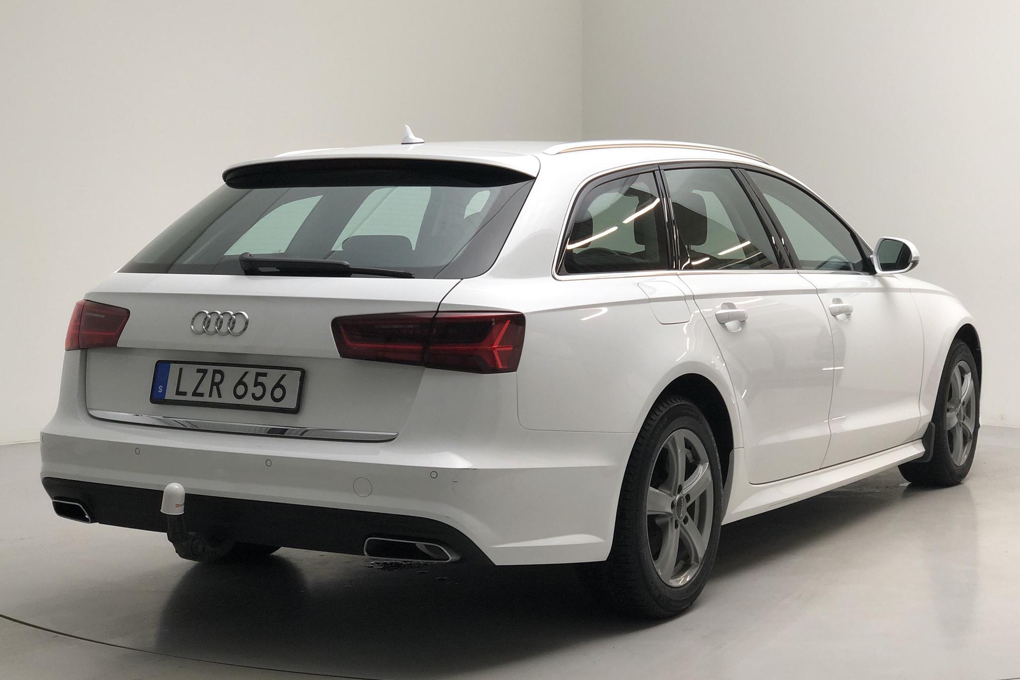 Audi A6 2.0 TDI Avant (190hk) - 9 020 mil - Automat - vit - 2018