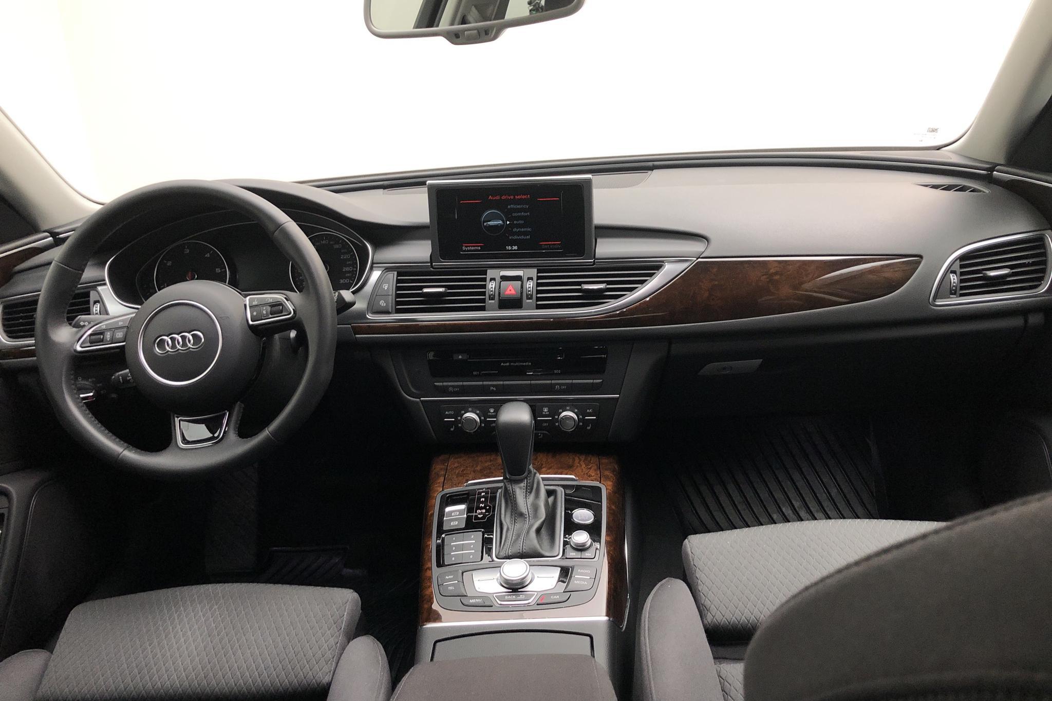 Audi A6 2.0 TDI Avant (190hk) - 90 200 km - Automatic - white - 2018