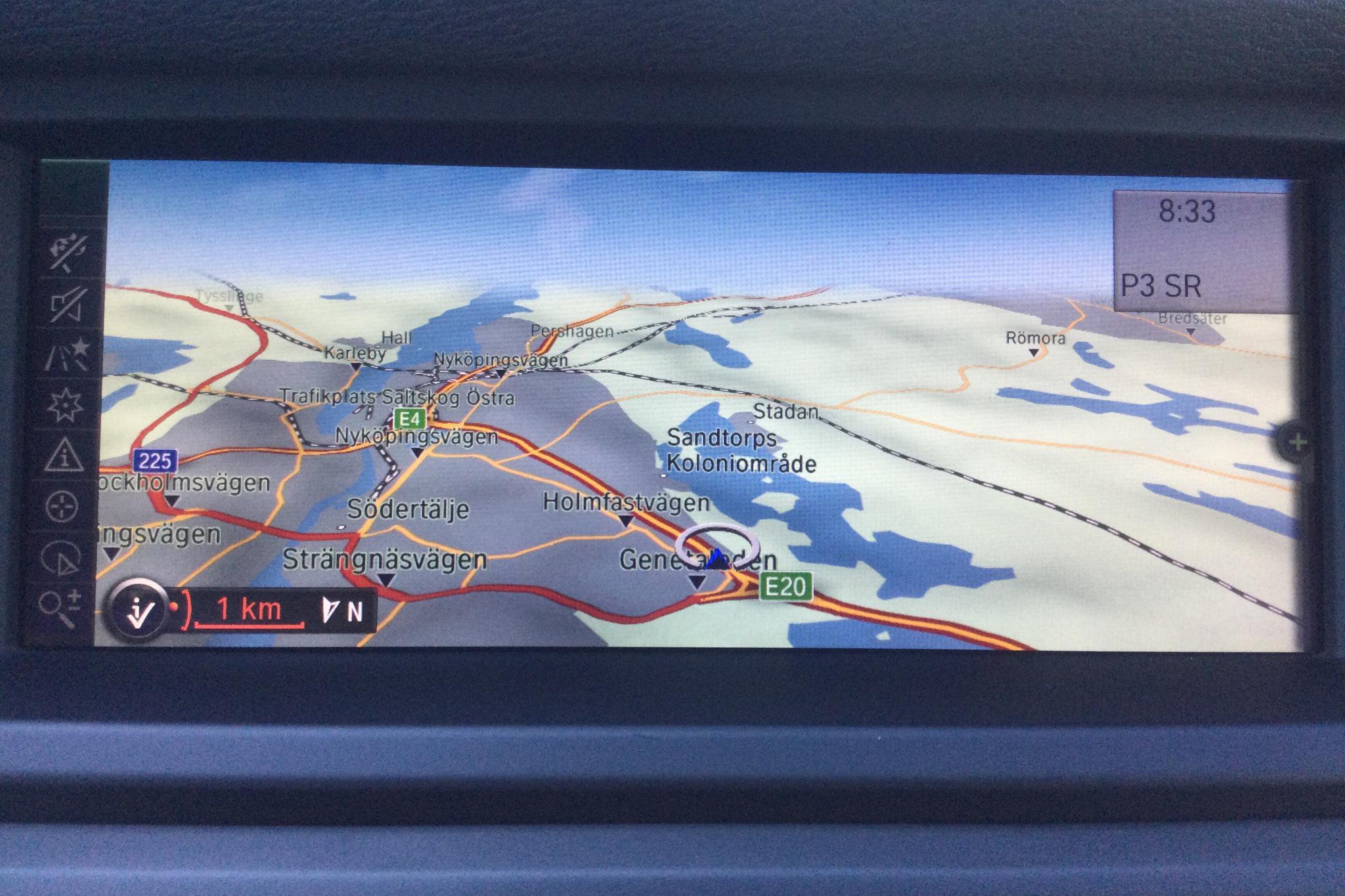 BMW X5 xDrive40d, E70 (306hk) - 158 720 km - Automatic - Light Grey - 2011