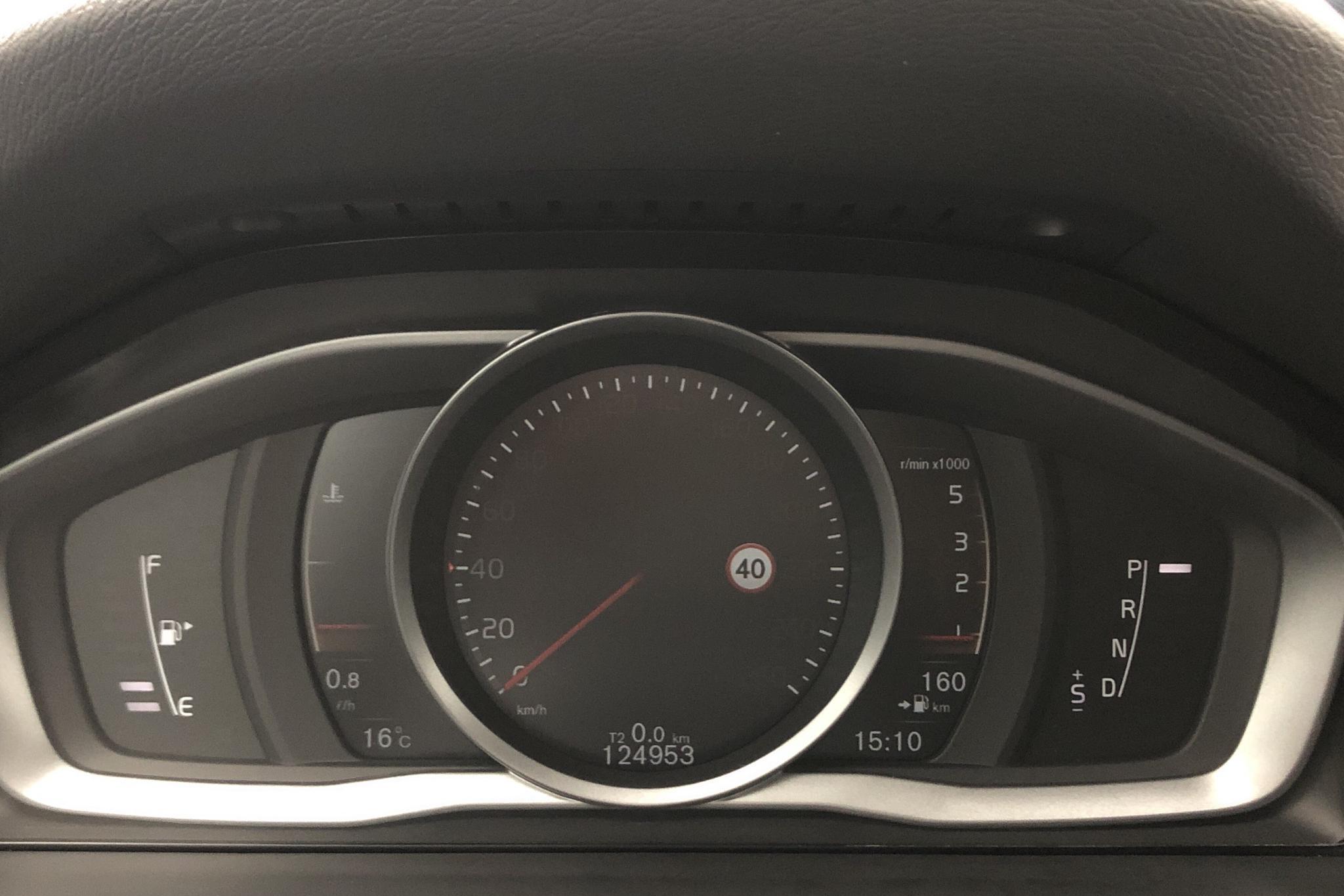 Volvo XC70 II D4 AWD (181hk) - 124 950 km - Automatic - black - 2016