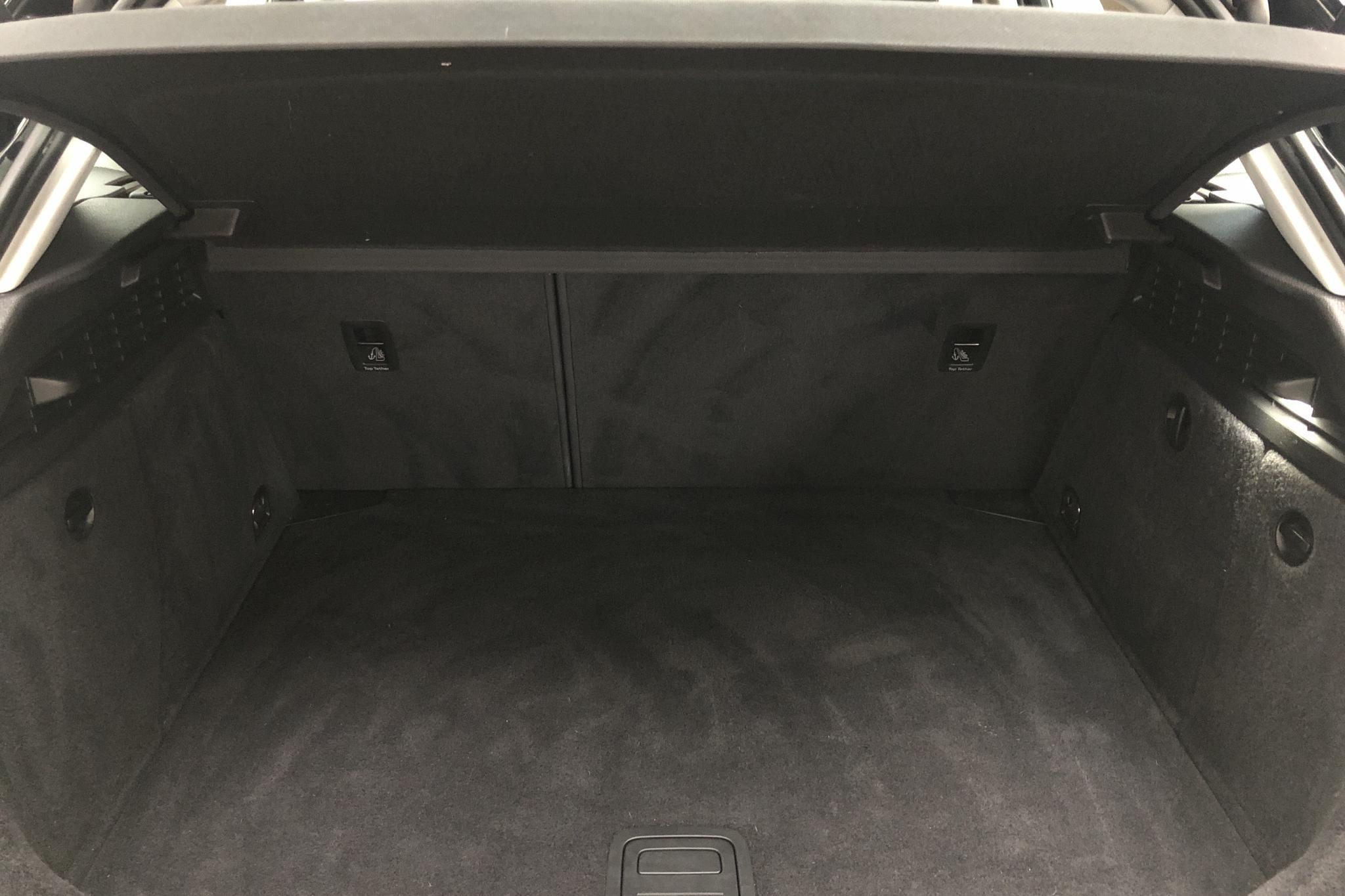 Audi A3 1.6 TDI Sportback (105hk) - 149 830 km - Automatic - black - 2014