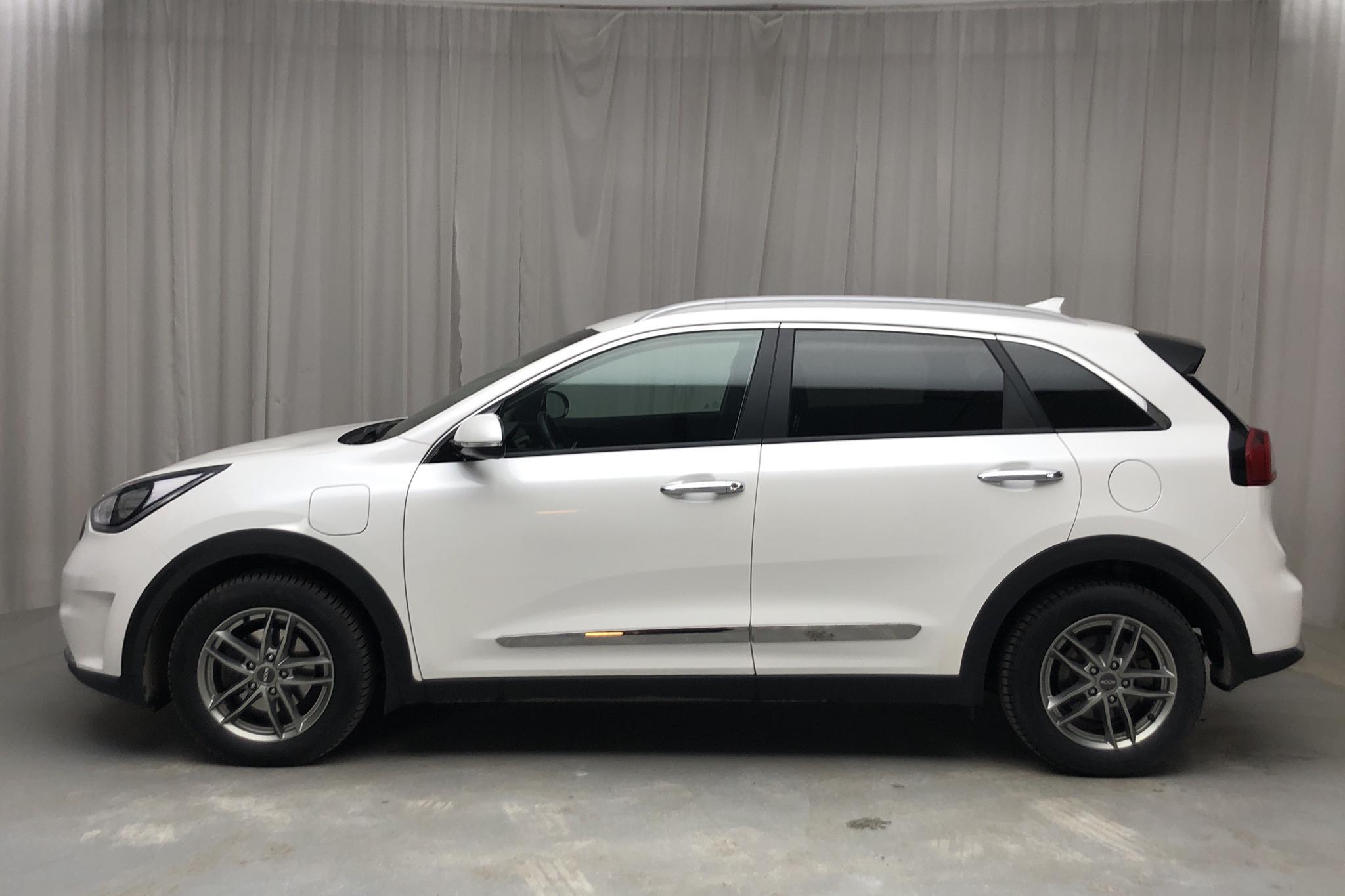 KIA Niro Plug-in Hybrid 1.6 (141hk) - 50 610 km - Automatic - white - 2018