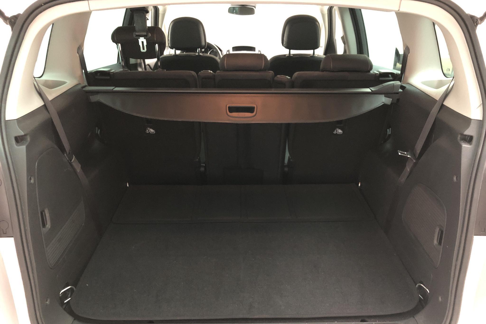 Opel Zafira Tourer 1.4T (140hk) - 23 350 km - Manual - gray - 2012