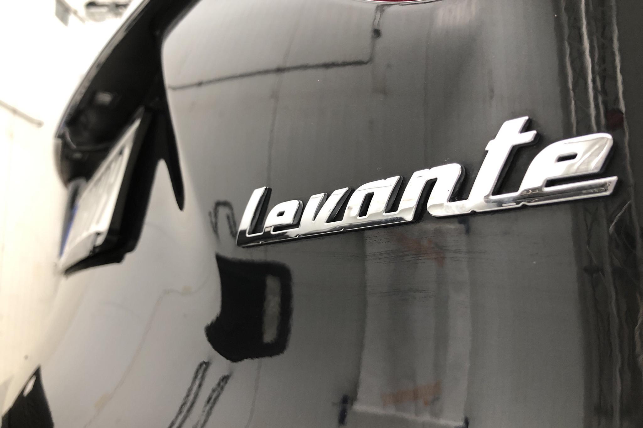 Maserati Levante S (430hk) - 2 112 mil - Automat - svart - 2017