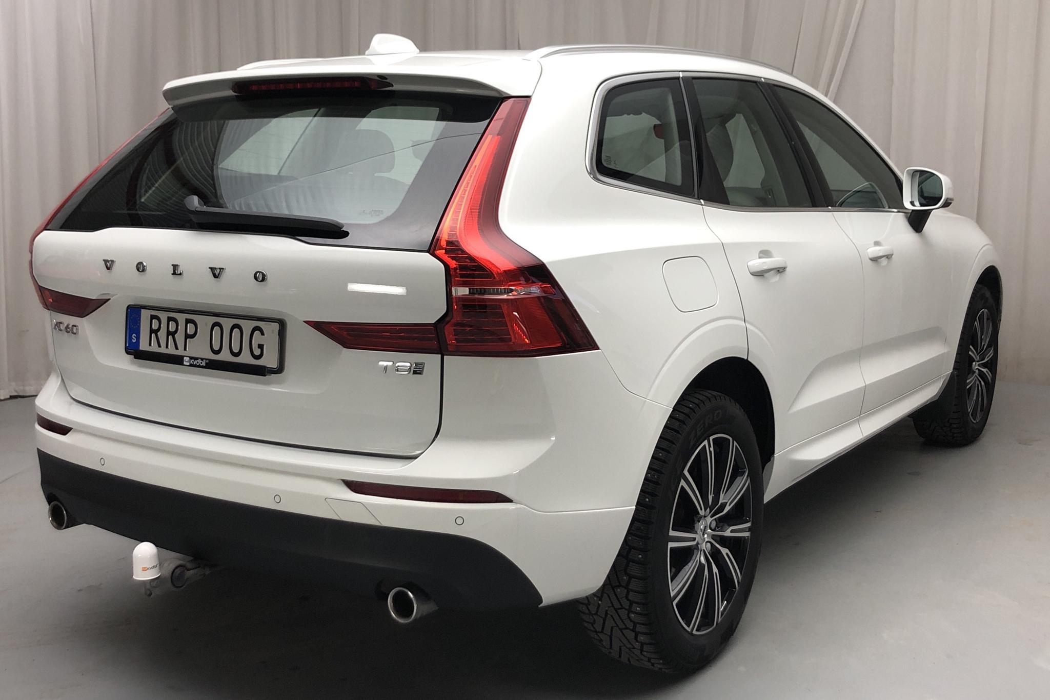 Volvo XC60 T8 AWD Twin Engine (390hk) - 5 943 mil - Automat - vit - 2019