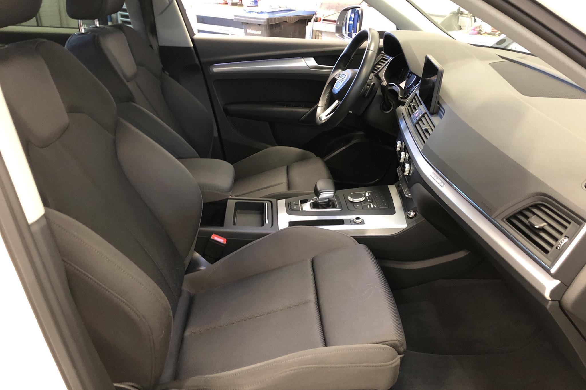 Audi Q5 2.0 TDI quattro (190hk) - 102 240 km - Automatic - white - 2018