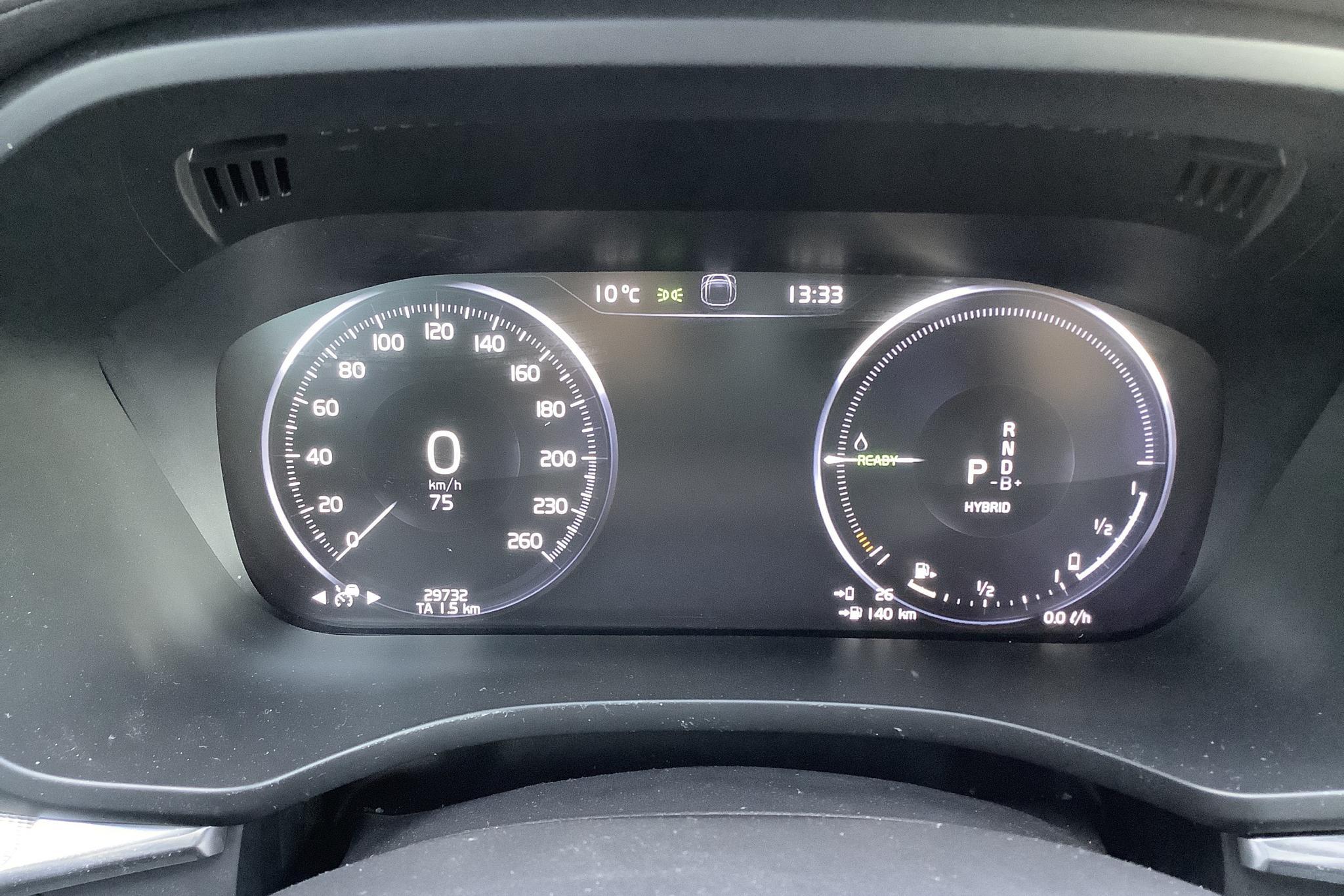 Volvo XC60 T8 AWD Twin Engine (390hk) - 2 974 mil - Automat - svart - 2020