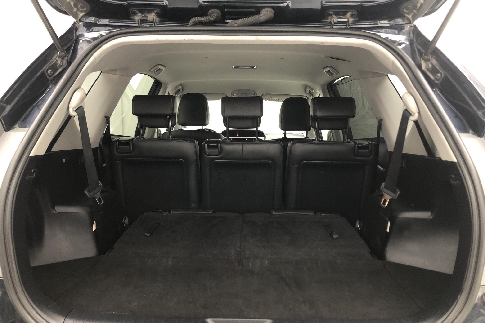 Toyota Prius+ 1.8 Hybrid (99hk) - 4 181 mil - Automat - Dark Blue - 2016