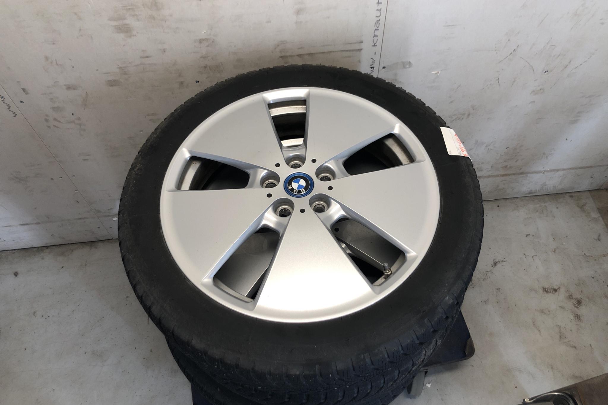 BMW i3 120Ah, I01 (170hk) - 1 516 mil - Automat - grå - 2019