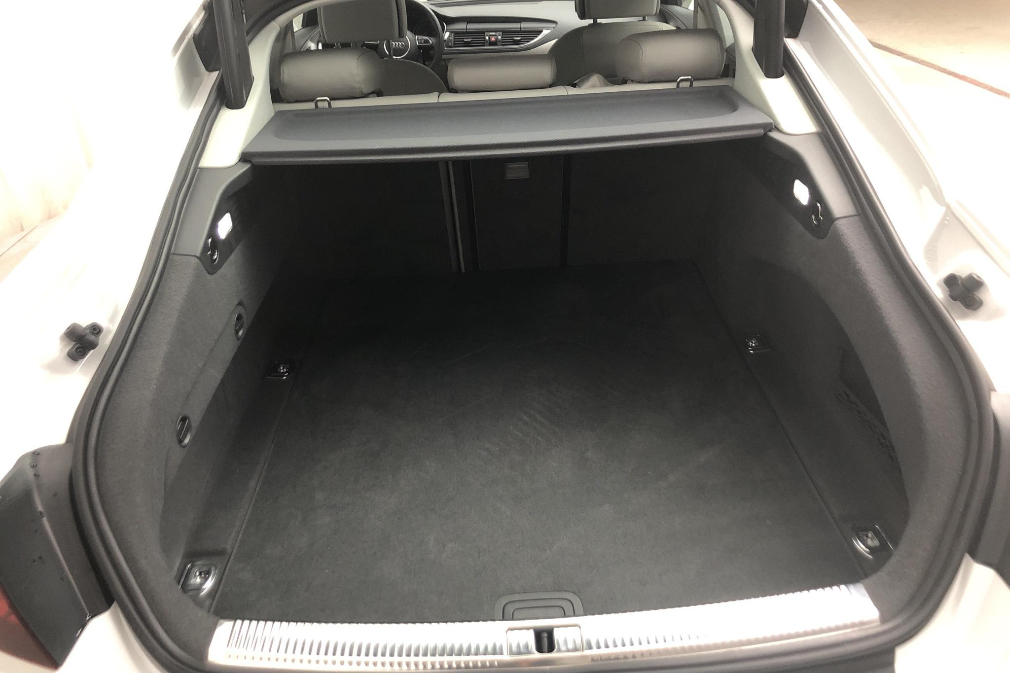 Audi A7 2.0 TFSI Sportback quattro (252hk) - 44 350 km - Automatic - white - 2018