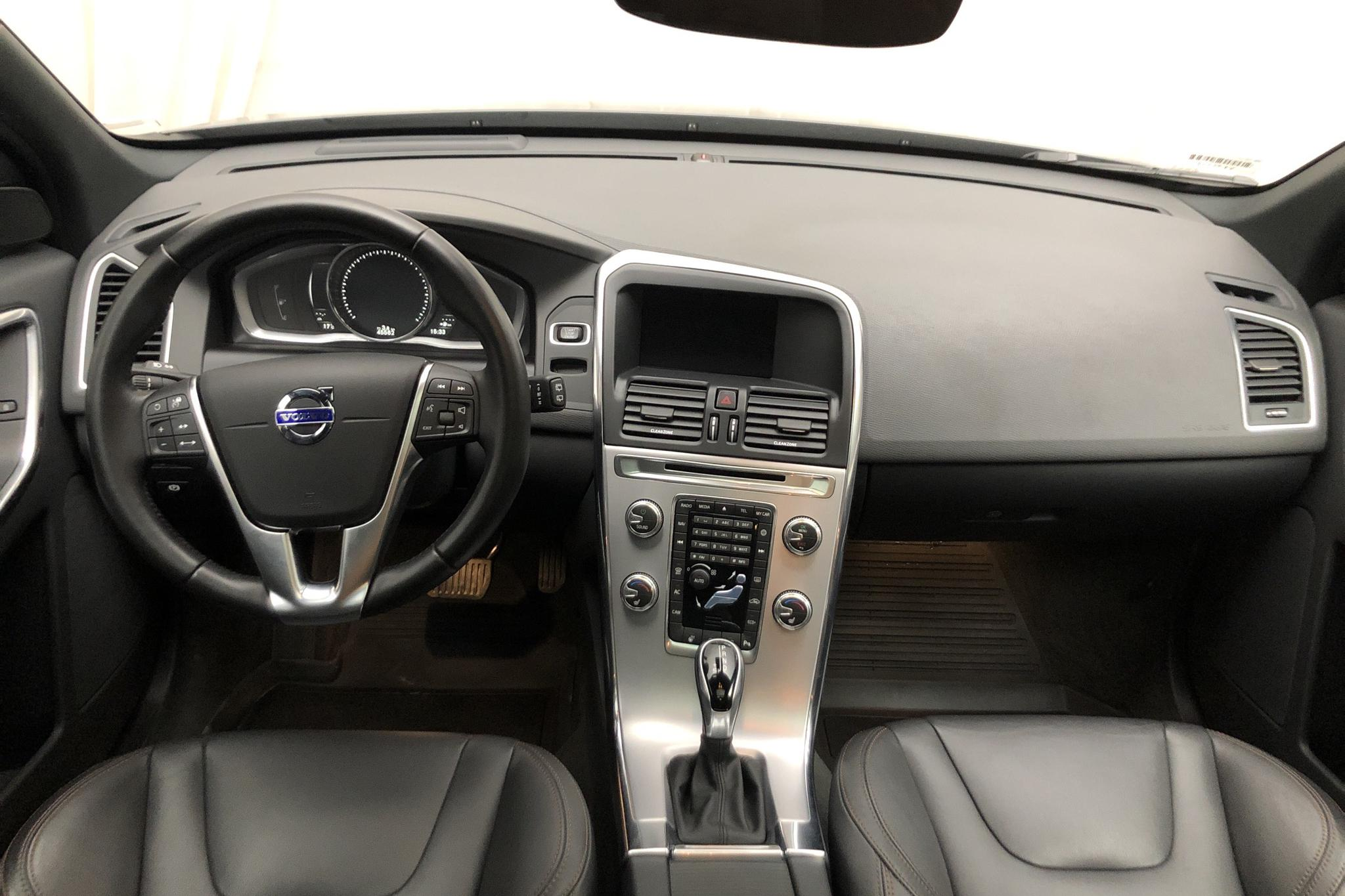 Volvo XC60 D4 2WD (190hk) - 4 555 mil - Automat - grå - 2017