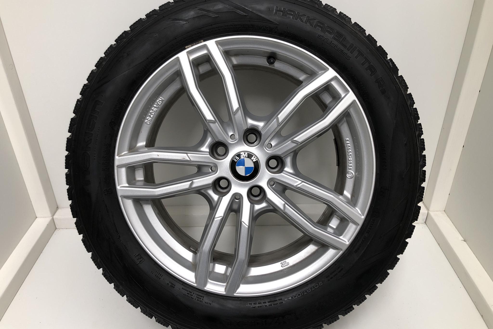 BMW 520d xDrive Touring, G31 (190hk) - 4 883 mil - Automat - grå - 2018