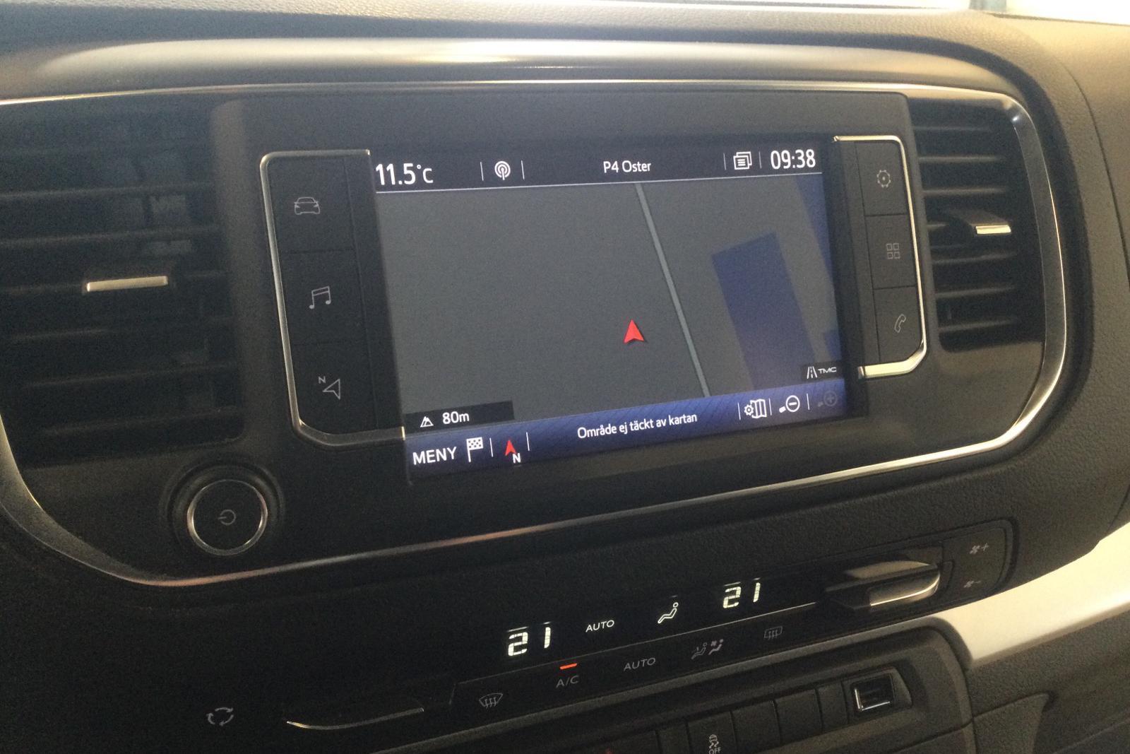 Toyota PROACE Verso 2.0D (150hk) - 89 560 km - Manual - white - 2017