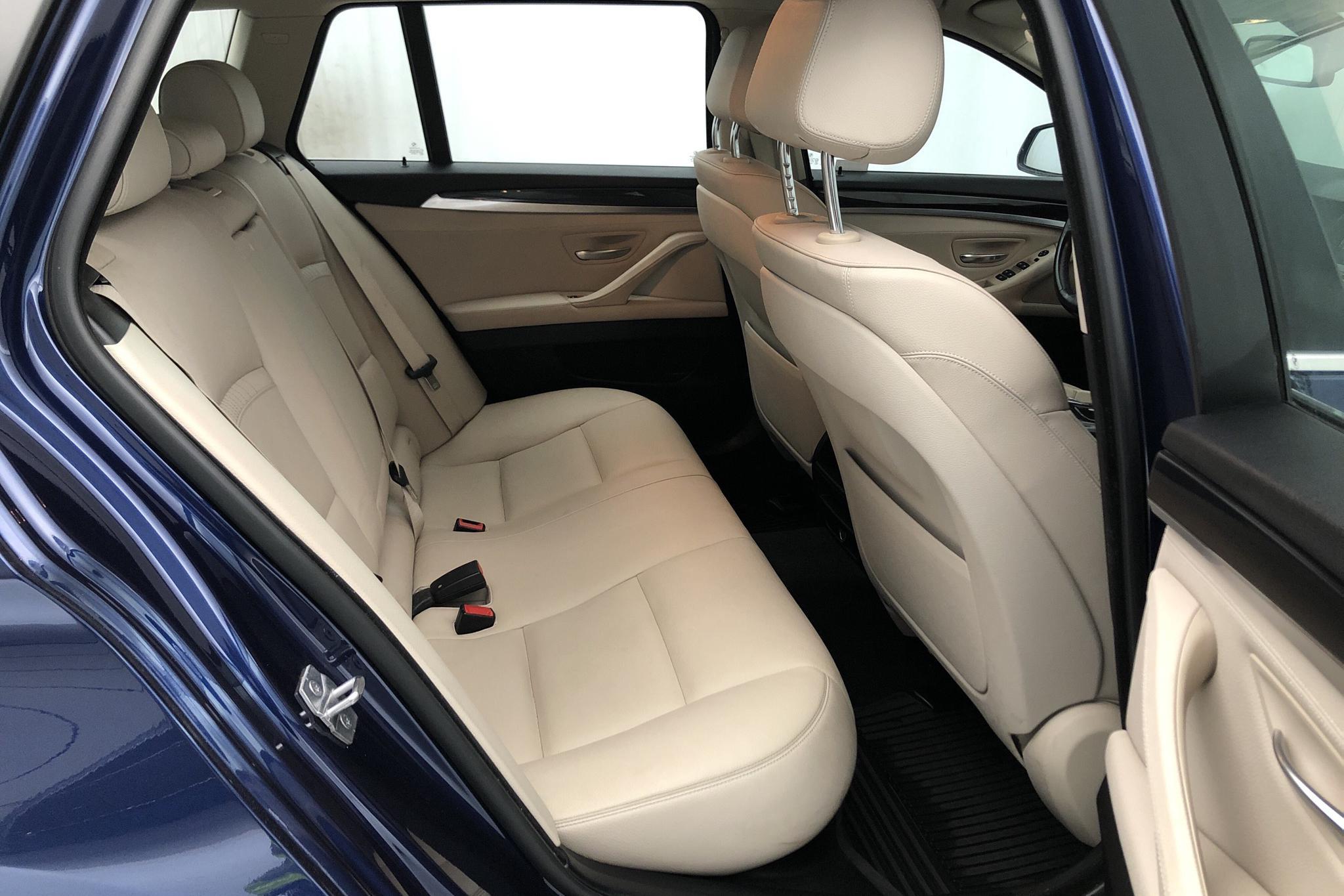 BMW 520d xDrive Touring, F11 (190hk) - 13 216 mil - Automat - blå - 2016