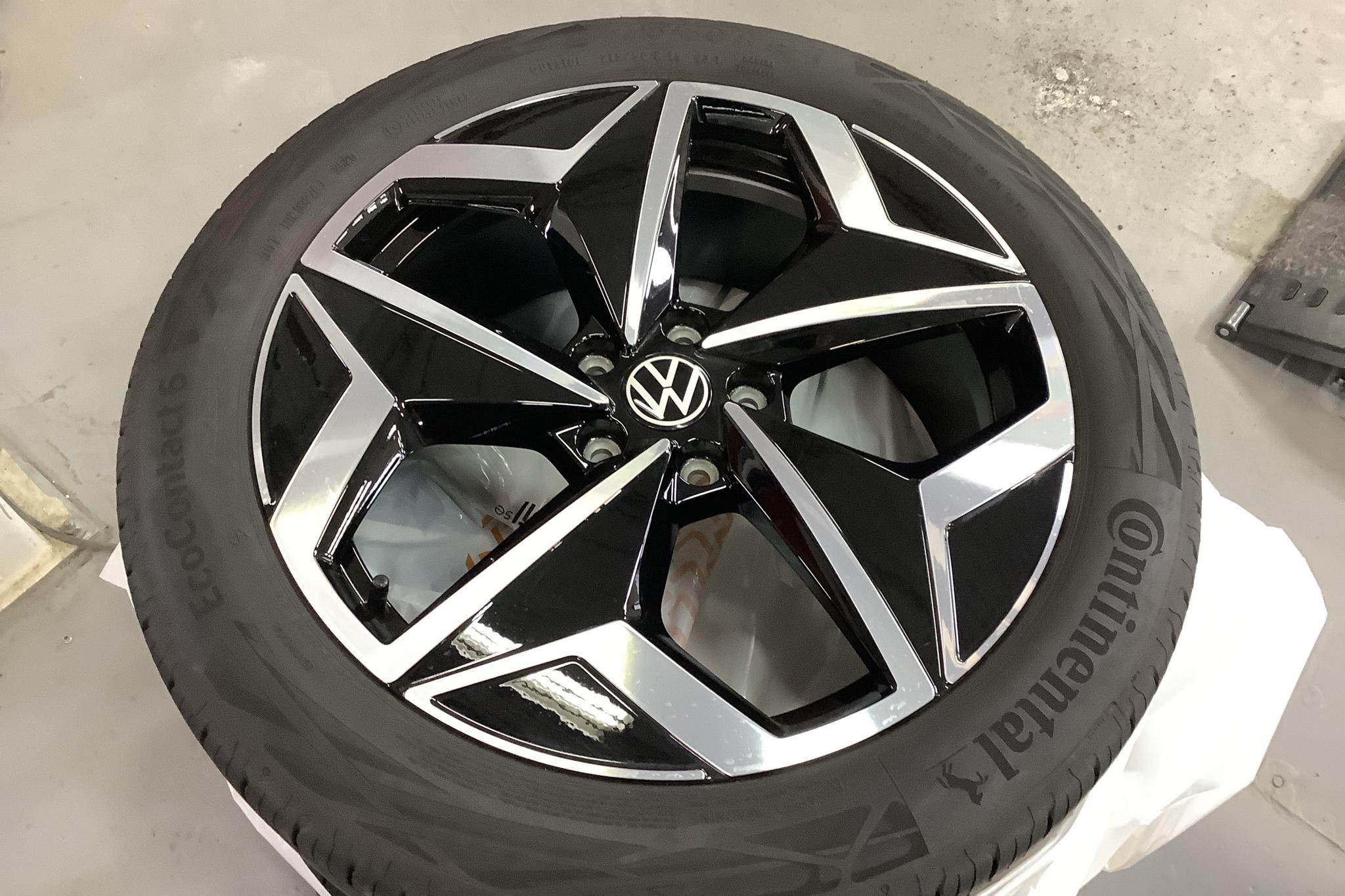 VW ID.3 58kWh (204hk) - 1 771 mil - Automat - vit - 2020