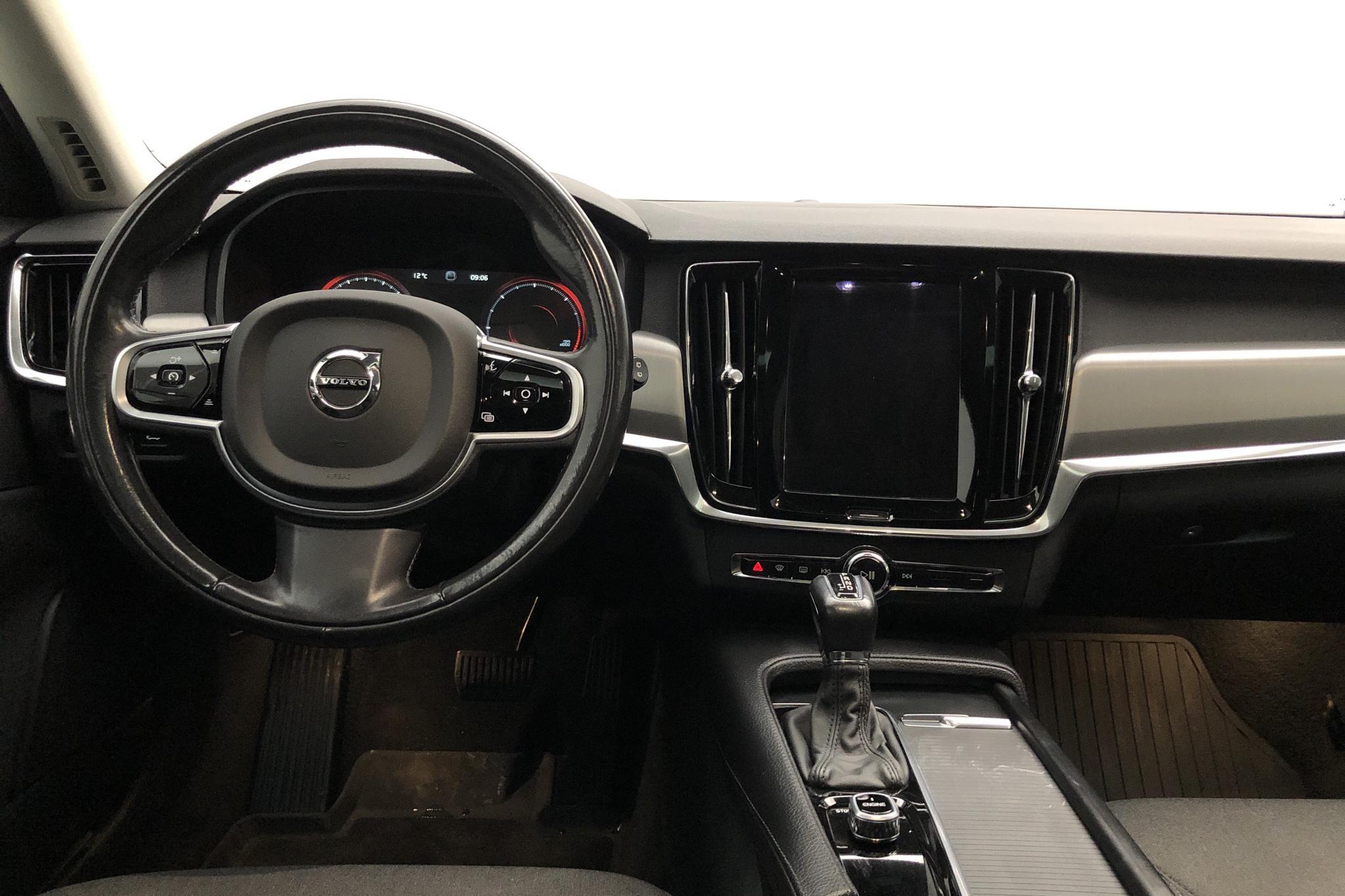 Volvo V90 D5 Cross Country AWD (235hk) - 13 620 mil - Automat - Light Blue - 2017
