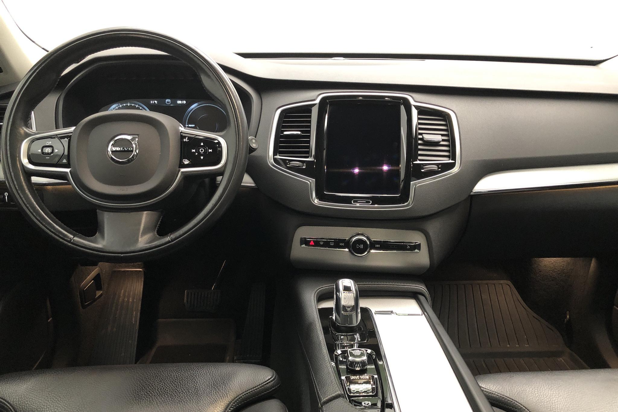 Volvo XC90 T8 AWD Twin Engine (400hk) - 71 720 km - Automatic - gray - 2018