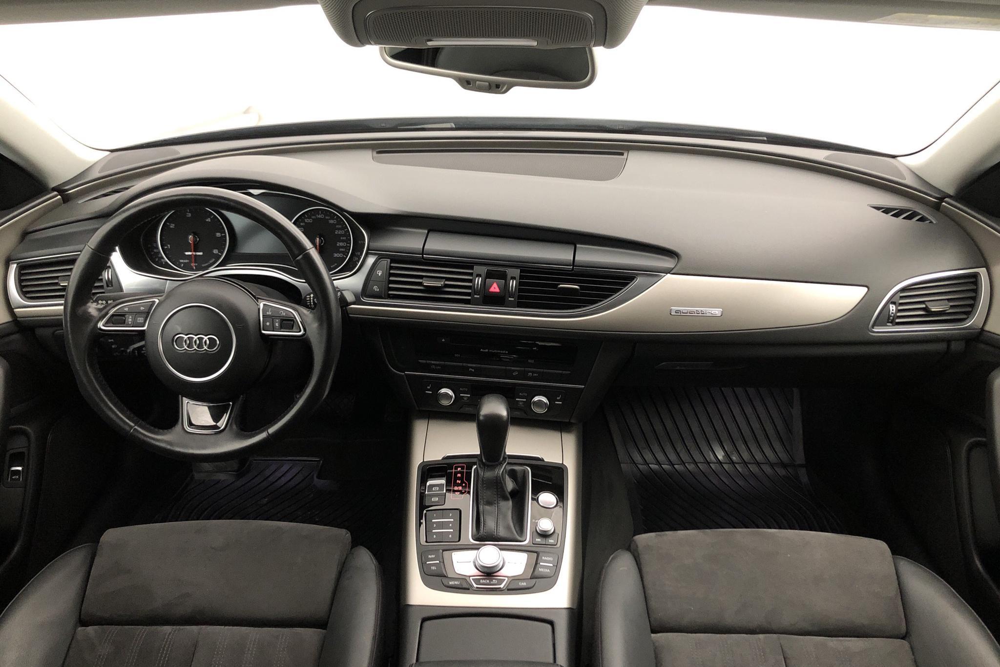 Audi A6 Allroad 3.0 TDI quattro (218hk) - 47 650 km - Automatic - gray - 2017