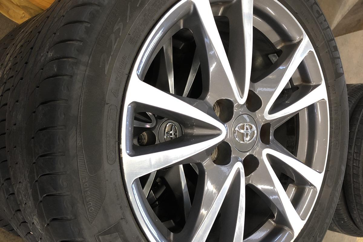 Toyota Avensis 2.2 D-4D Kombi (150hk) - 196 450 km - Automatic - Dark Grey - 2012