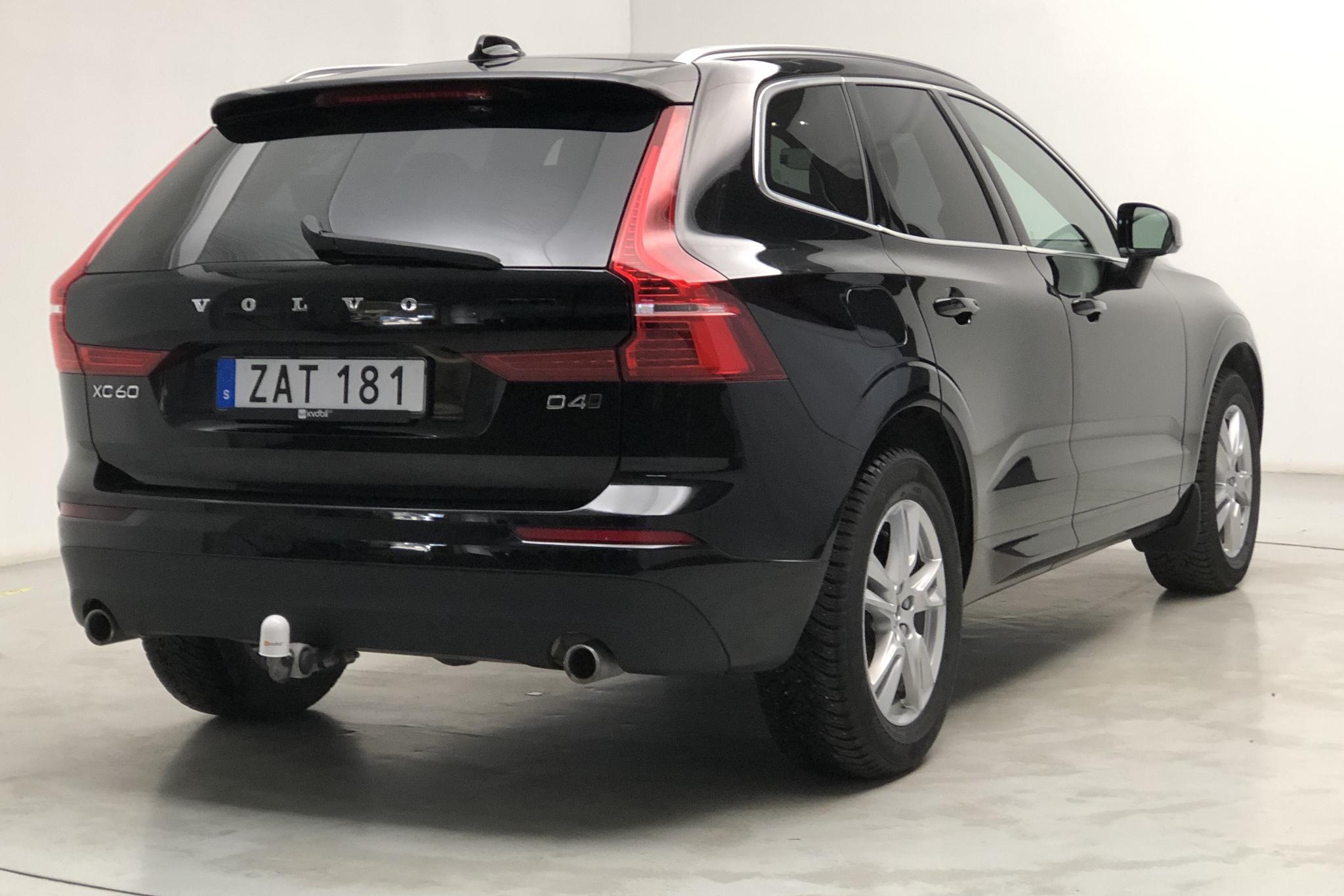 Volvo XC60 D4 AWD (190hk) - 133 030 km - Automatic - black - 2018