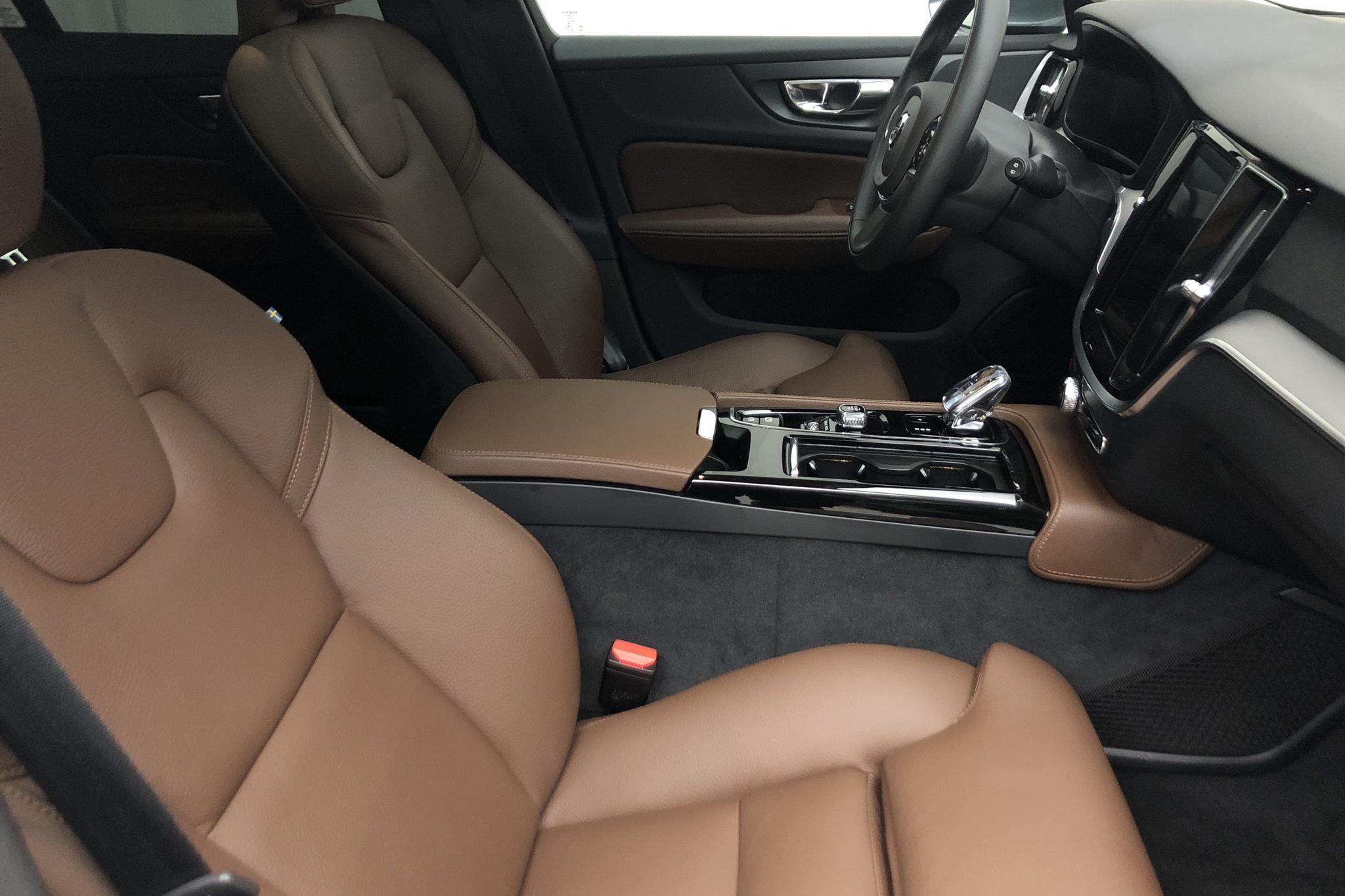Volvo V60 T8 AWD Twin Engine (390hk) - 18 410 km - Automatic - gray - 2020