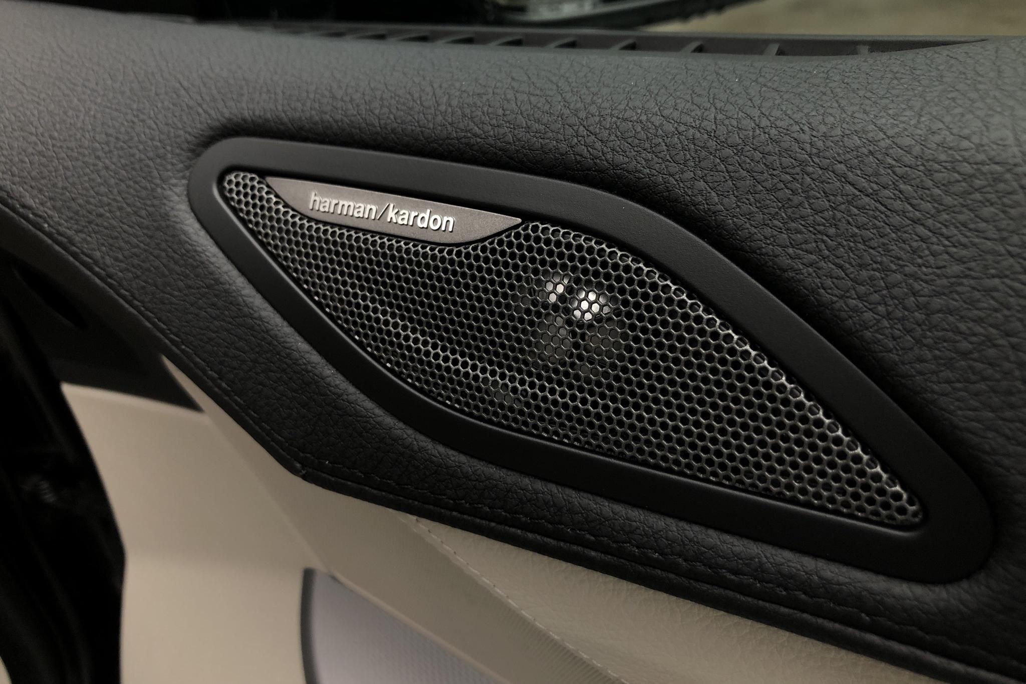 BMW 640i xDrive Gran Coupé, F06 (320hk) - 3 778 mil - Automat - svart - 2016